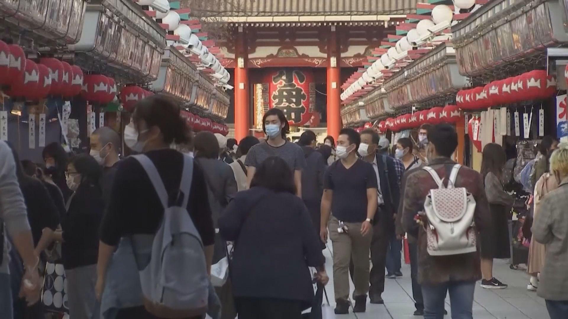 日本全國新冠病毒確診個案突破十六萬宗