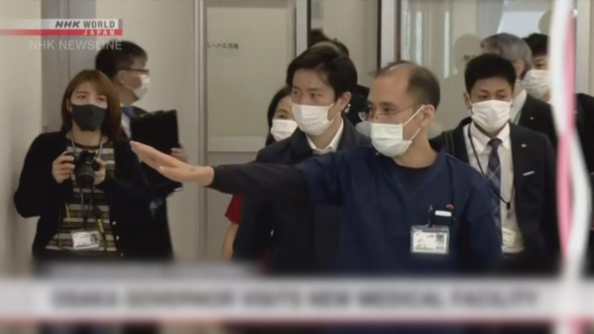 日本醫護人手不足 政府派自衛隊人員醫院支援