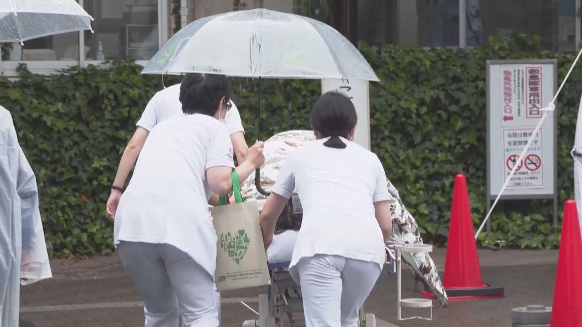 東京都單日增822宗確診 連續兩天創新高