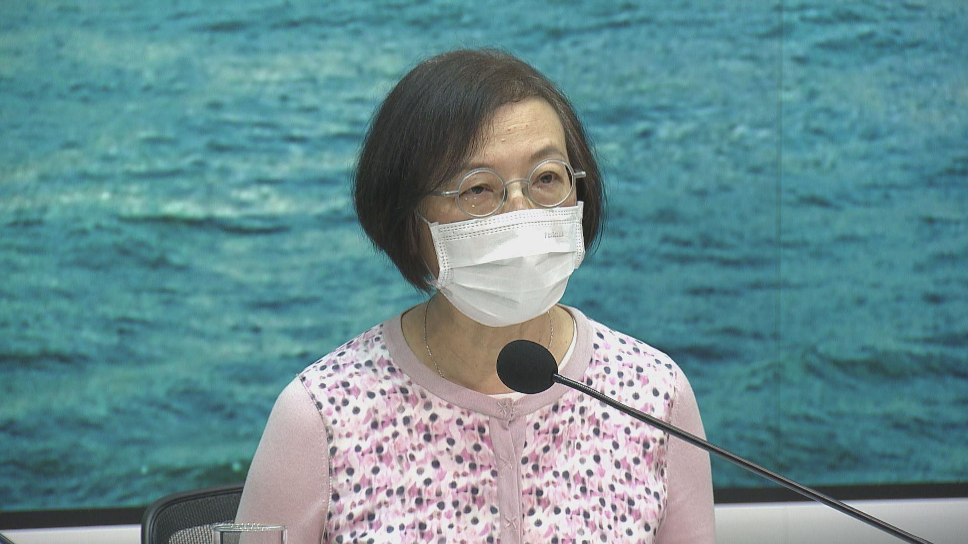 陳肇始 : 粵港澳初步同意使用七天內陰性檢測結果作互認
