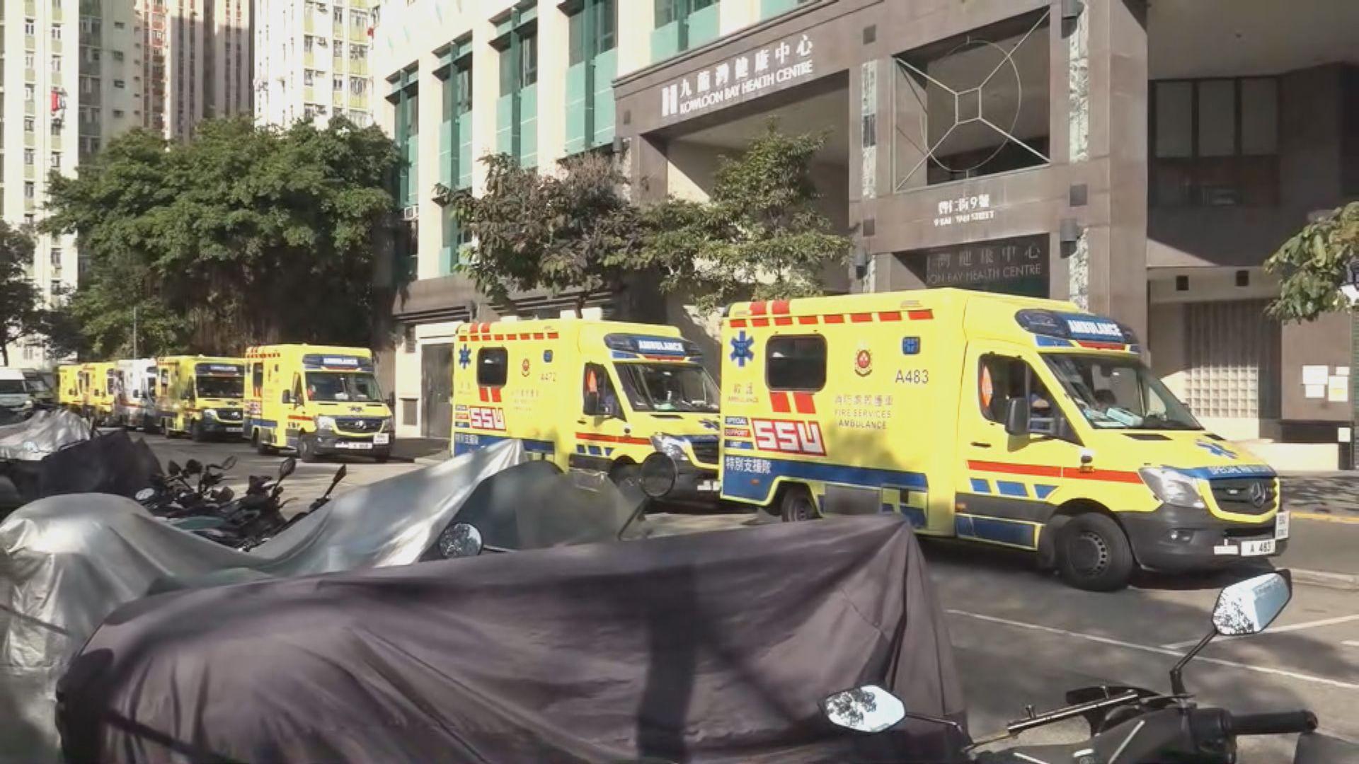 九龍灣那打素護養院再多一人確診 部分院友需撤離