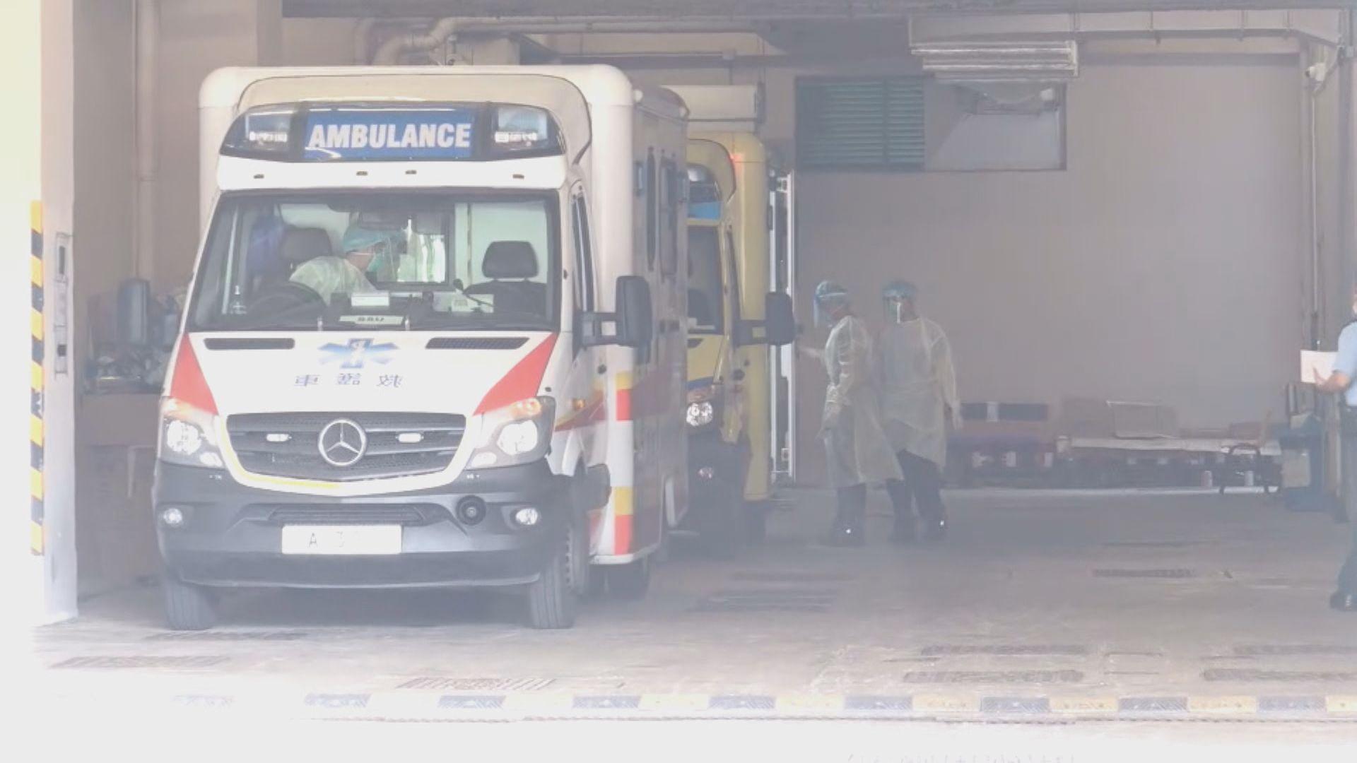 九龍灣那打素護養院多一人確診 當局撤離部分院友員工