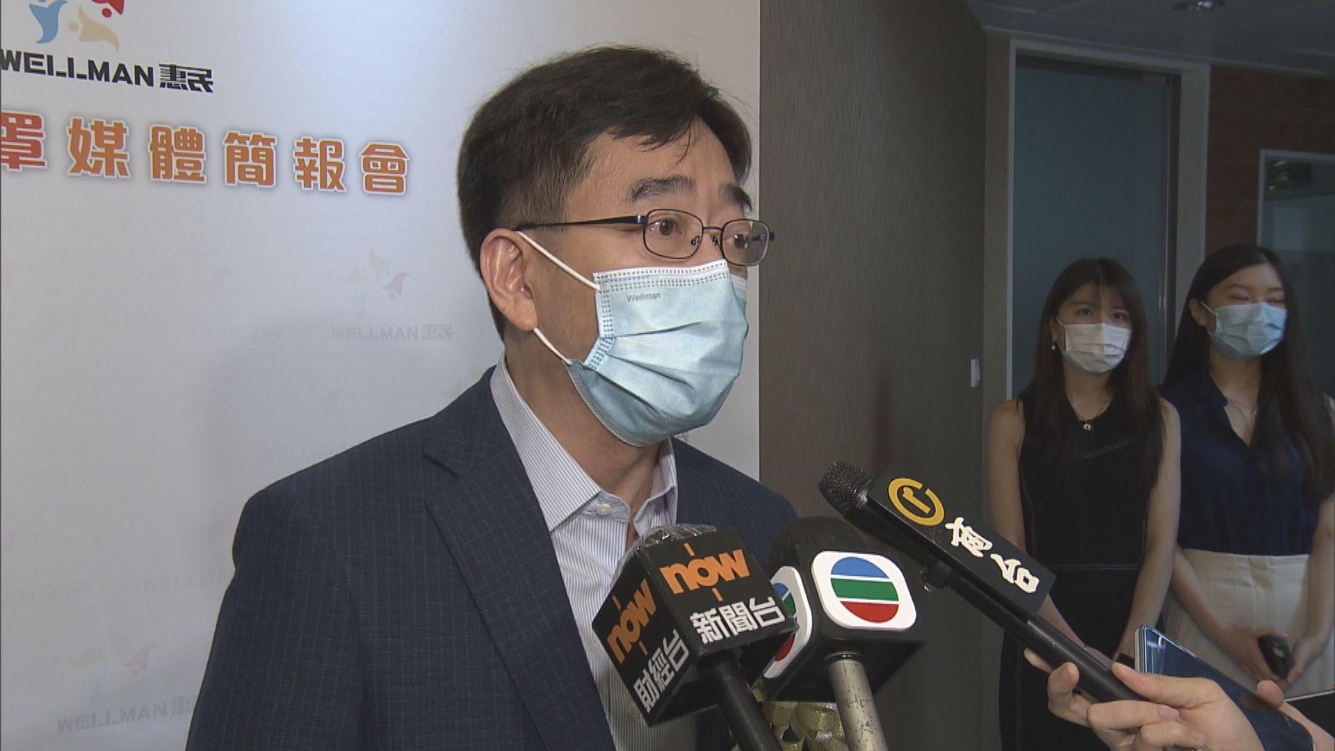 高永文:政府延續現有防疫措施 可避免新一波社區爆發