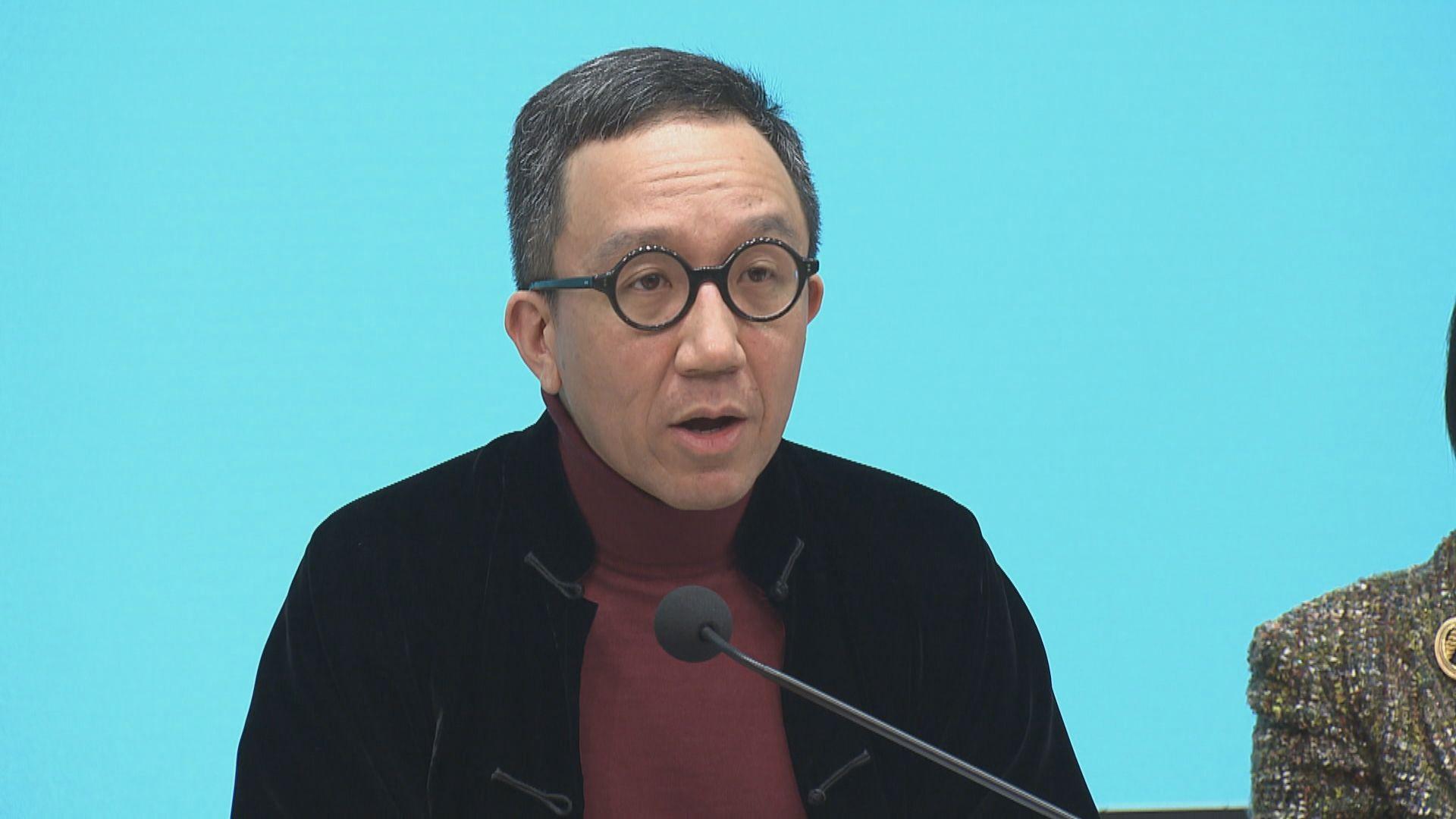 梁卓偉:新型冠狀病毒傳播力與沙士相近