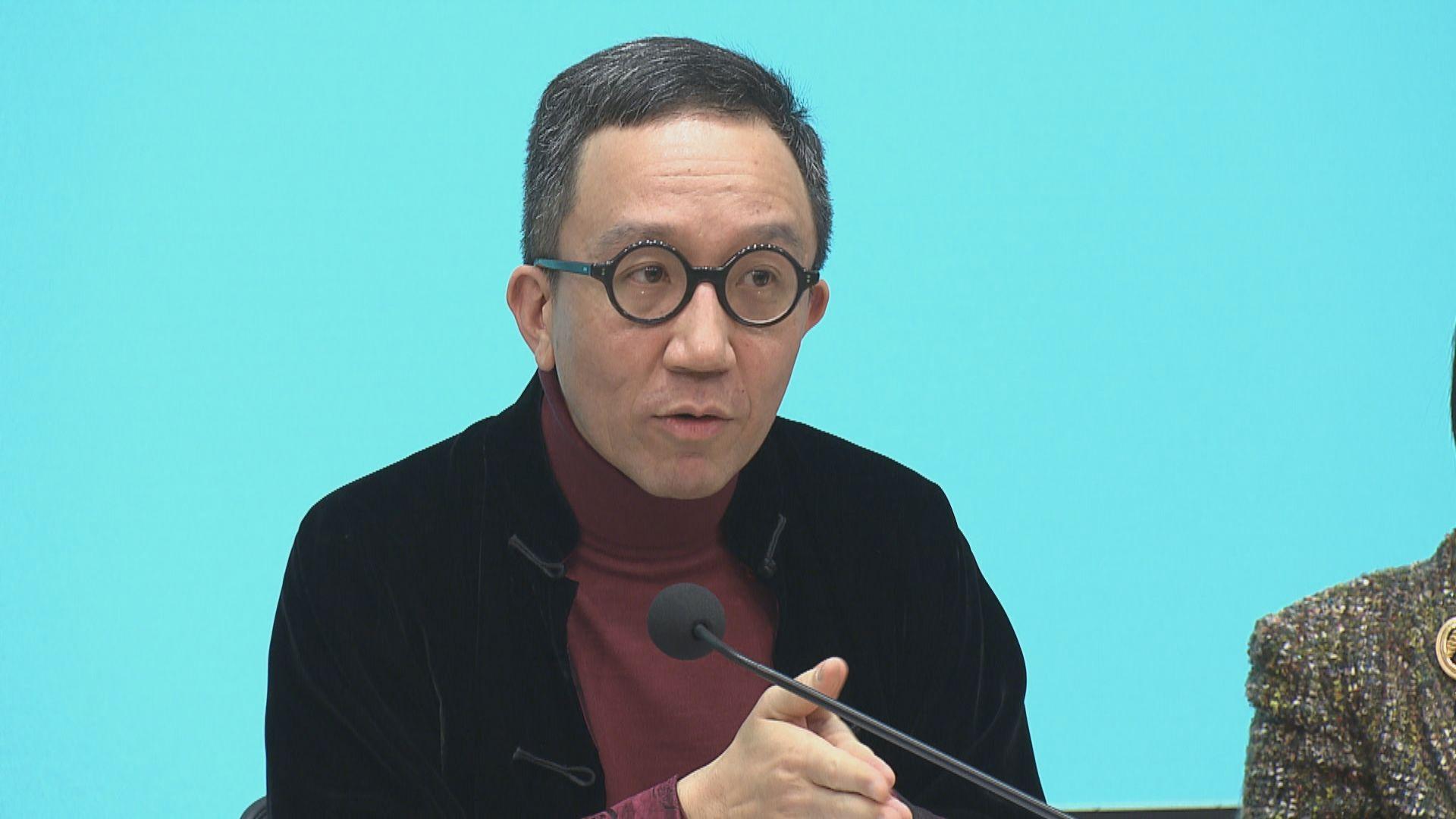 梁卓偉:不排除有機會出現本土感染個案