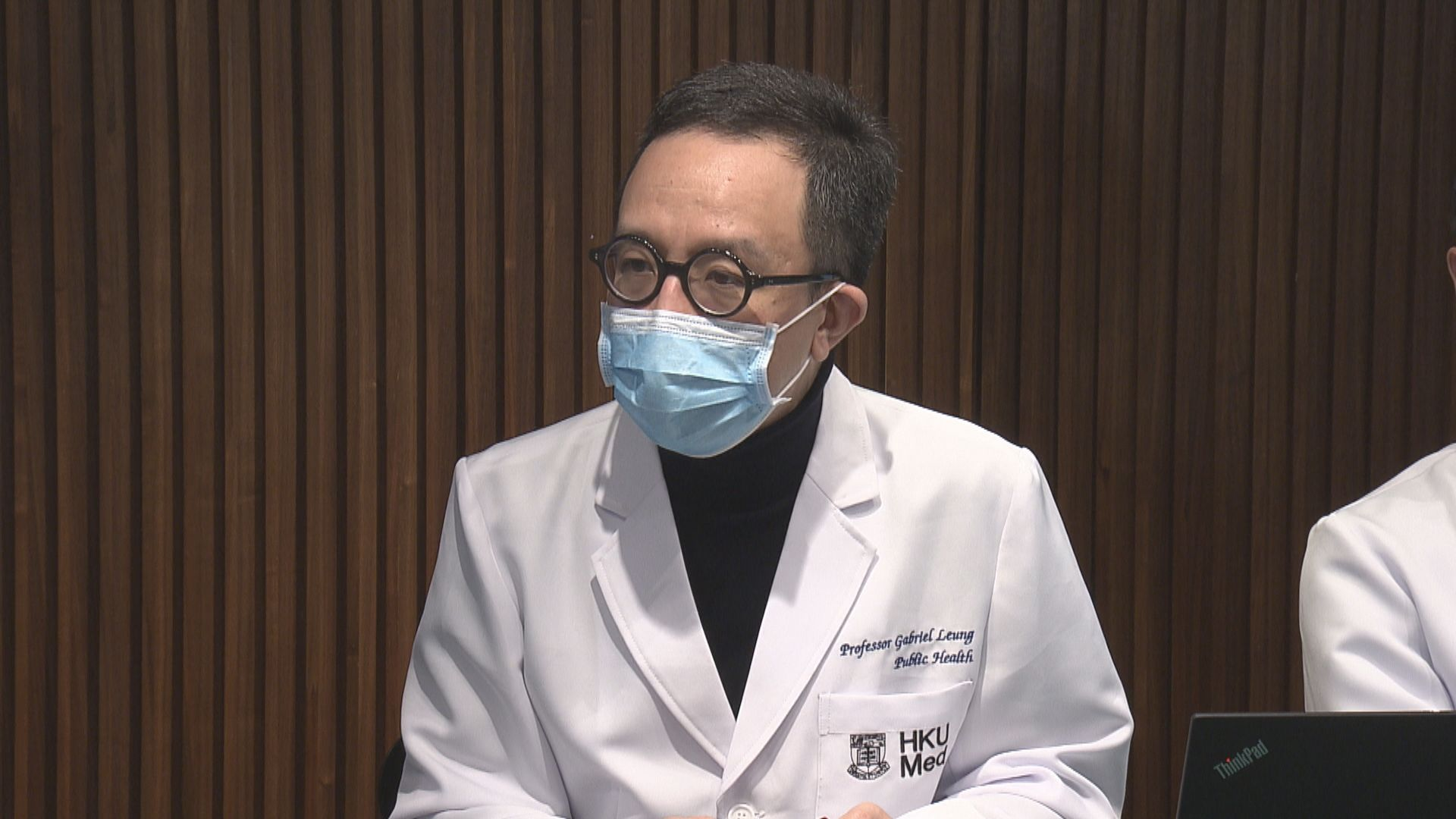 梁卓偉:全球至少有一半人免疫才有效阻止病毒蔓延