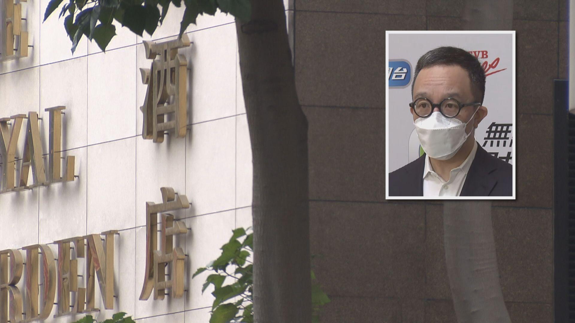 梁卓偉:之前酒店檢疫政策有漏洞致新病毒株於社區傳播