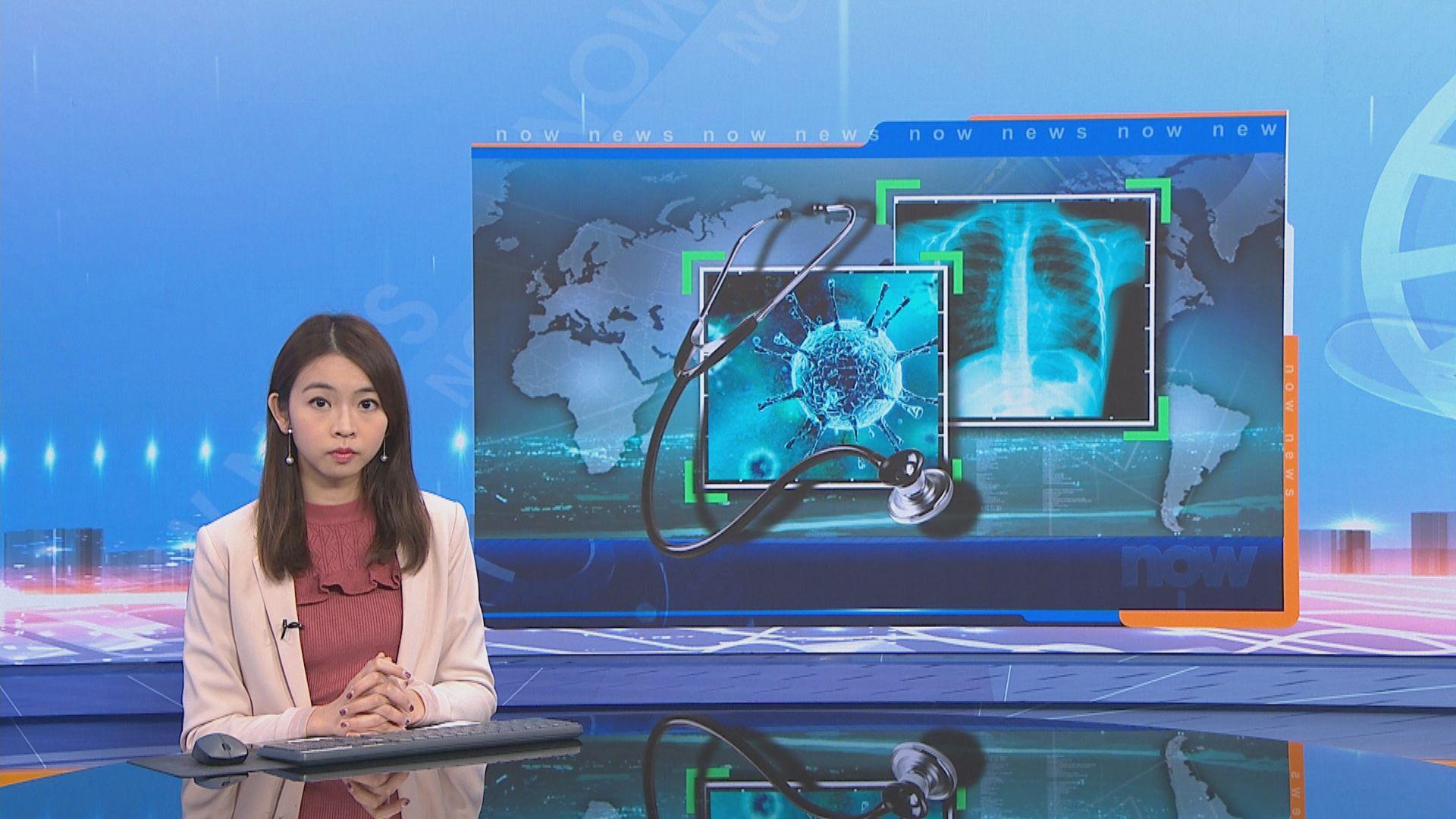 南韓再增確診個案 患者曾赴泰國