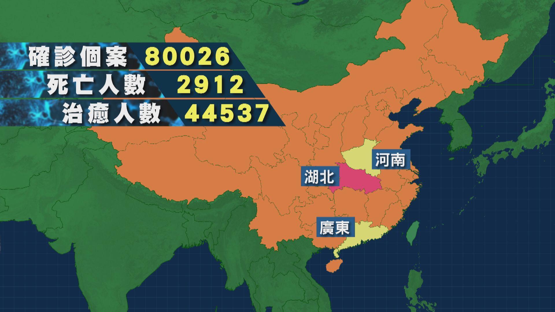 國家衞健委:武漢疫情快速上升趨勢得到控制