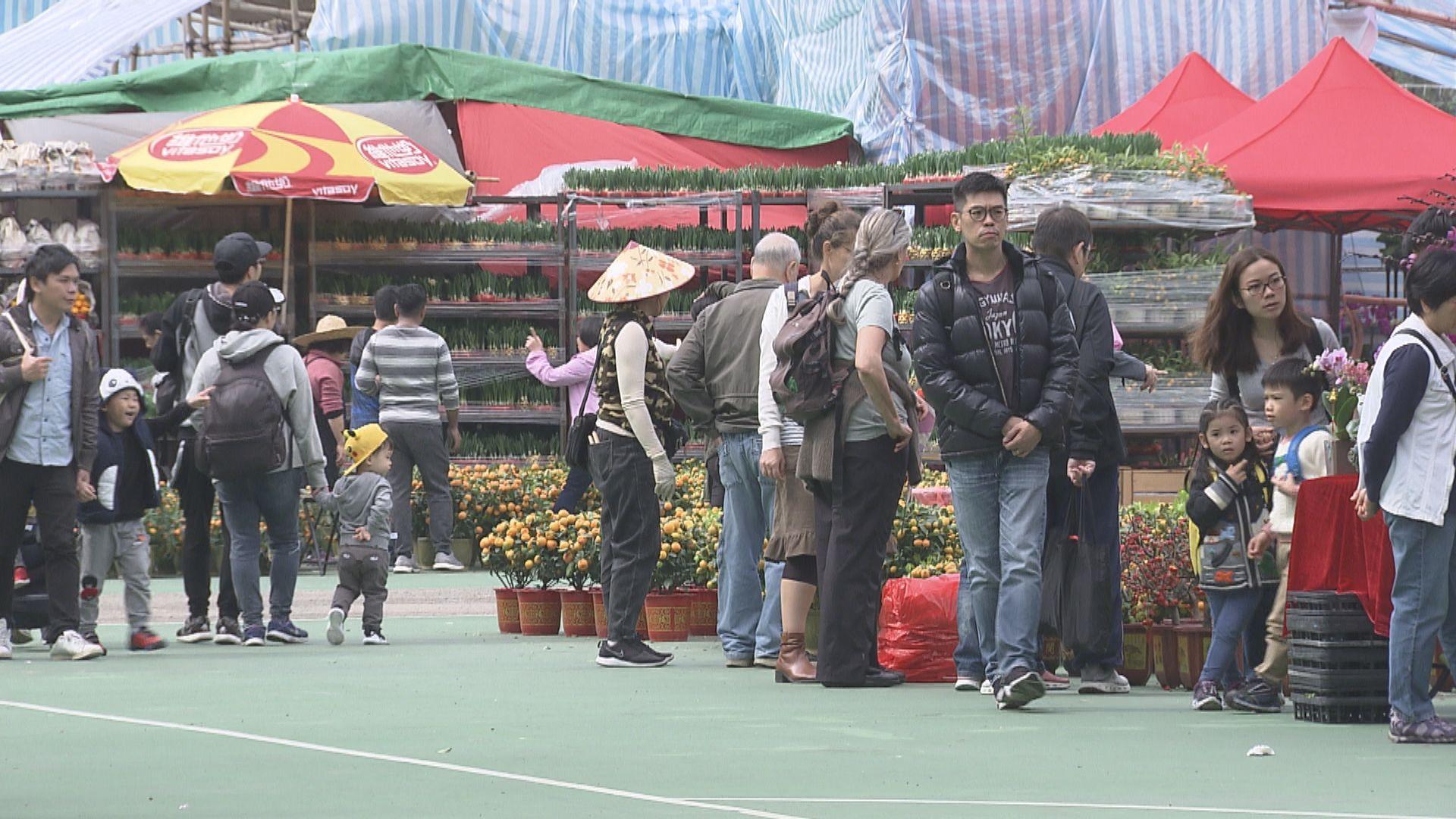 政府重開十五個年宵市場 場地將設等候區限制人流