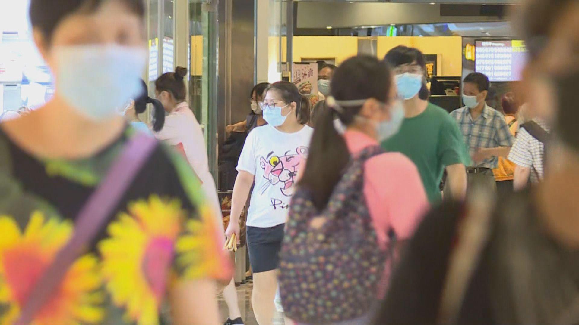 政府強制室內公共場所戴口罩 有市民歡迎措施