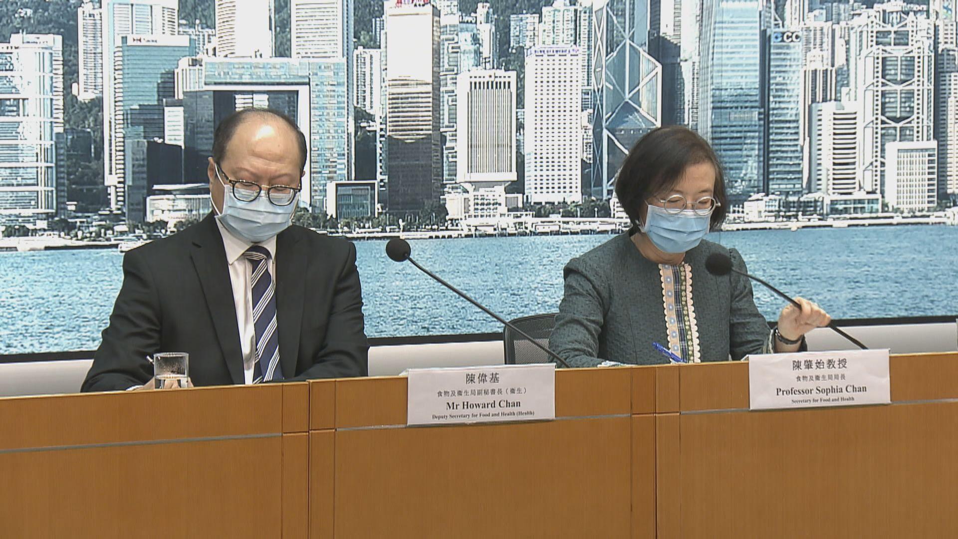政府宣布明日起室內公共場所及公共交通總站和轉乘處須戴口罩