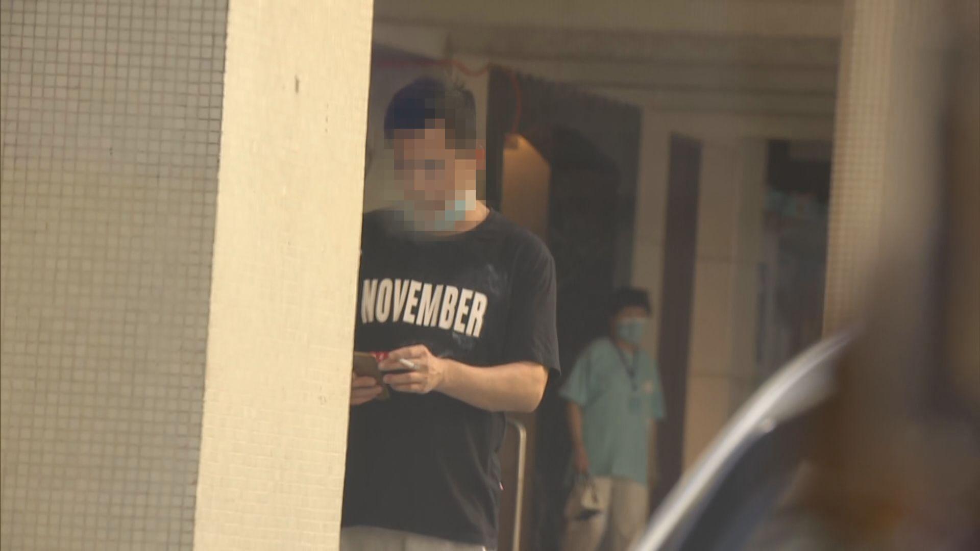 強制戴口罩吸煙不獲豁免 有煙民躲在街角吸煙