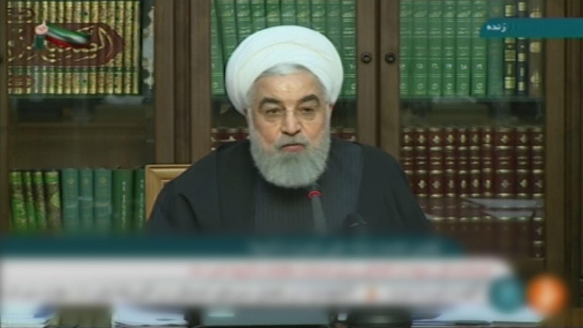 伊朗疫情爆發 魯哈尼指無意「封城」