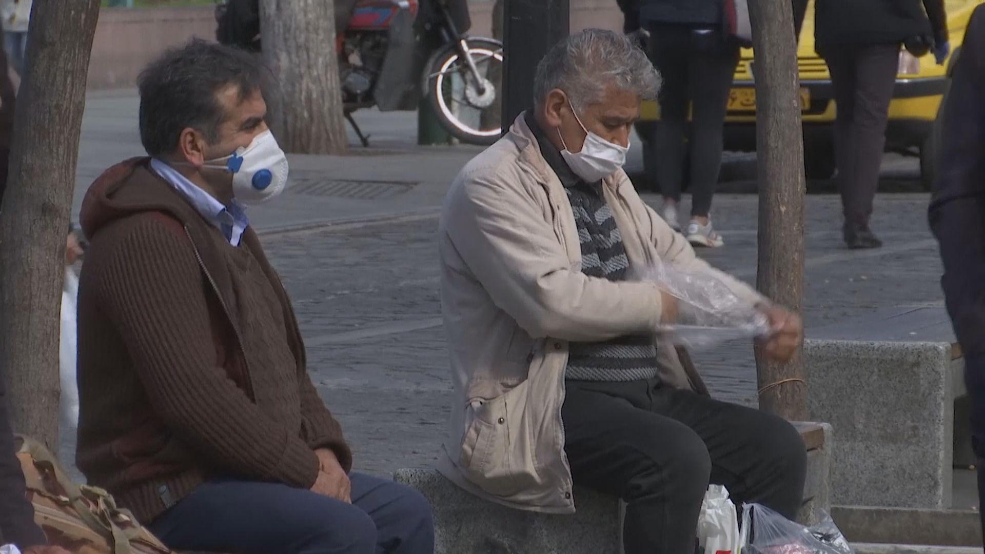 伊朗暫時釋放七萬名囚犯 防止監獄爆發疫情