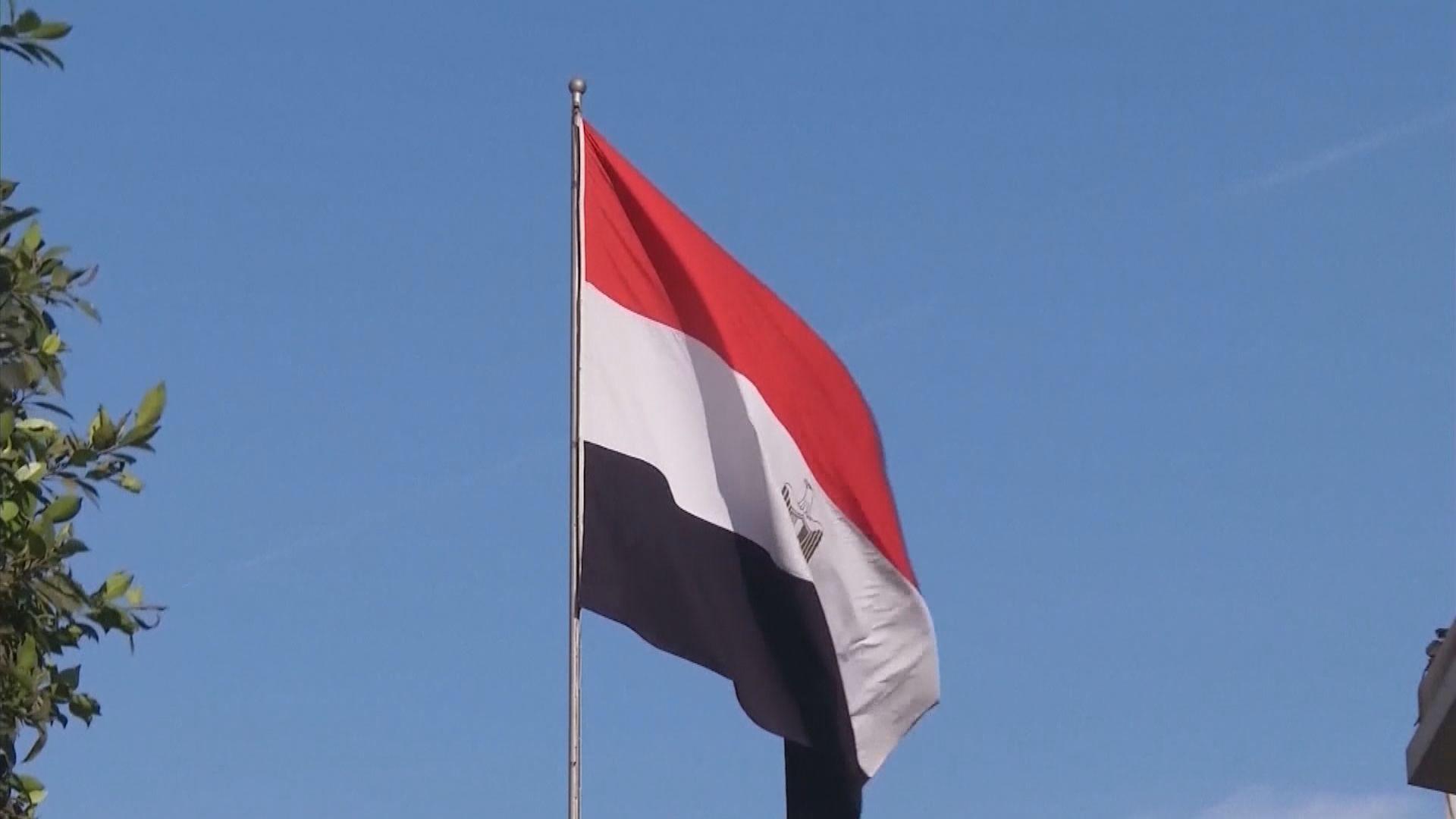 埃及周四起暫停所有航空交通