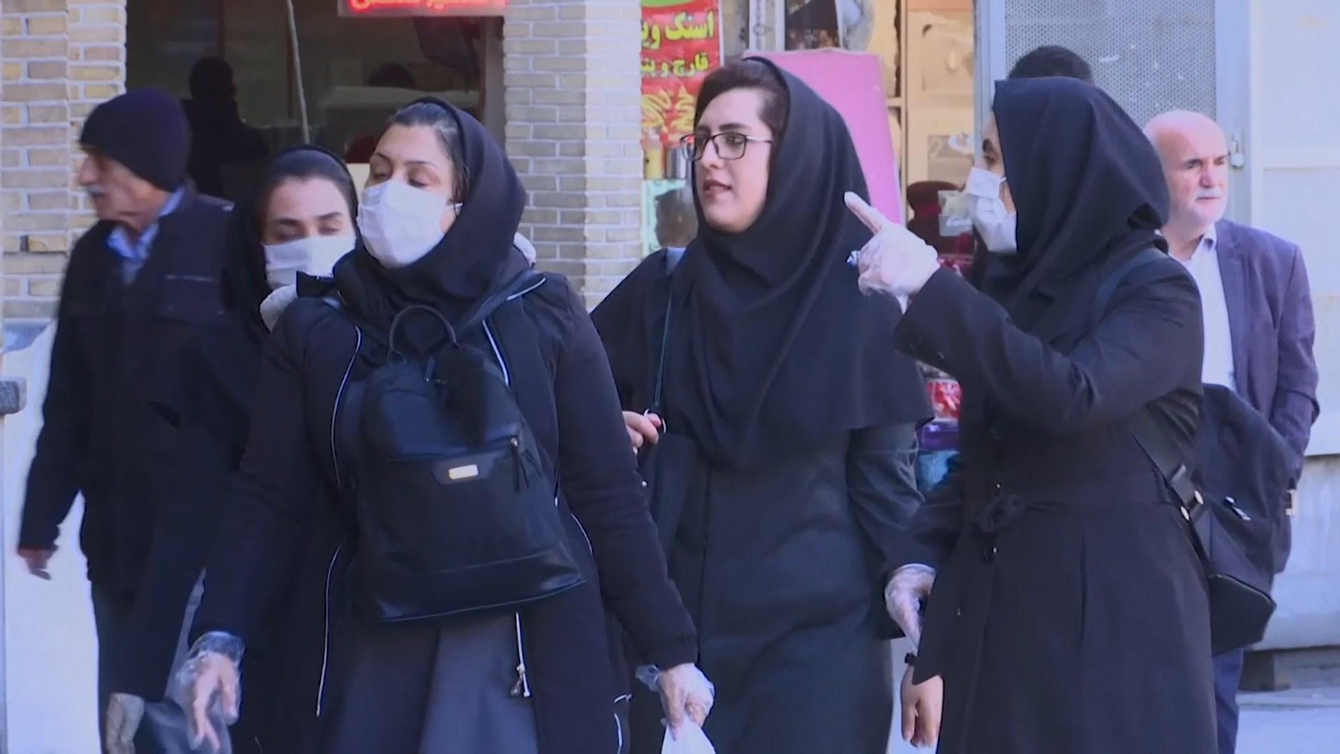 伊朗疫情嚴峻 將特赦一萬名囚犯