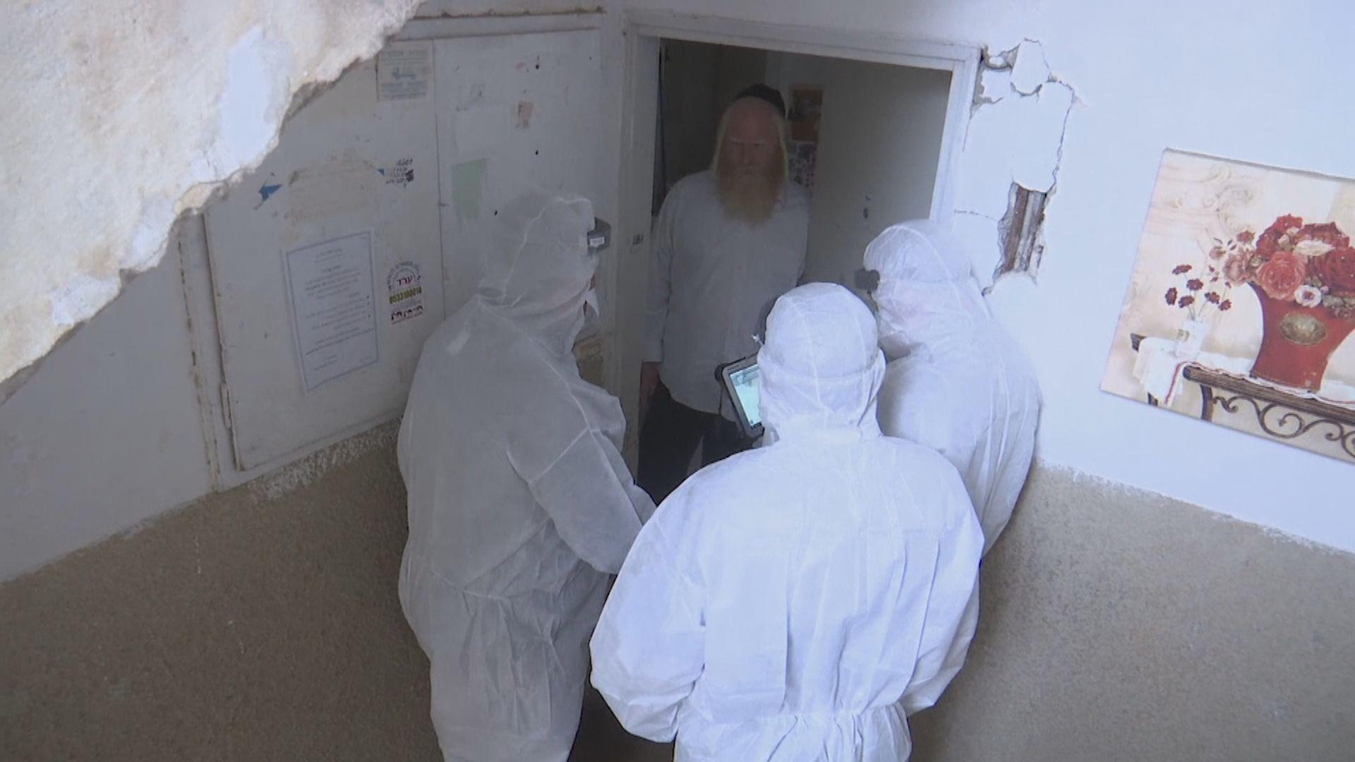 以色列出現首宗新冠肺炎死亡個案