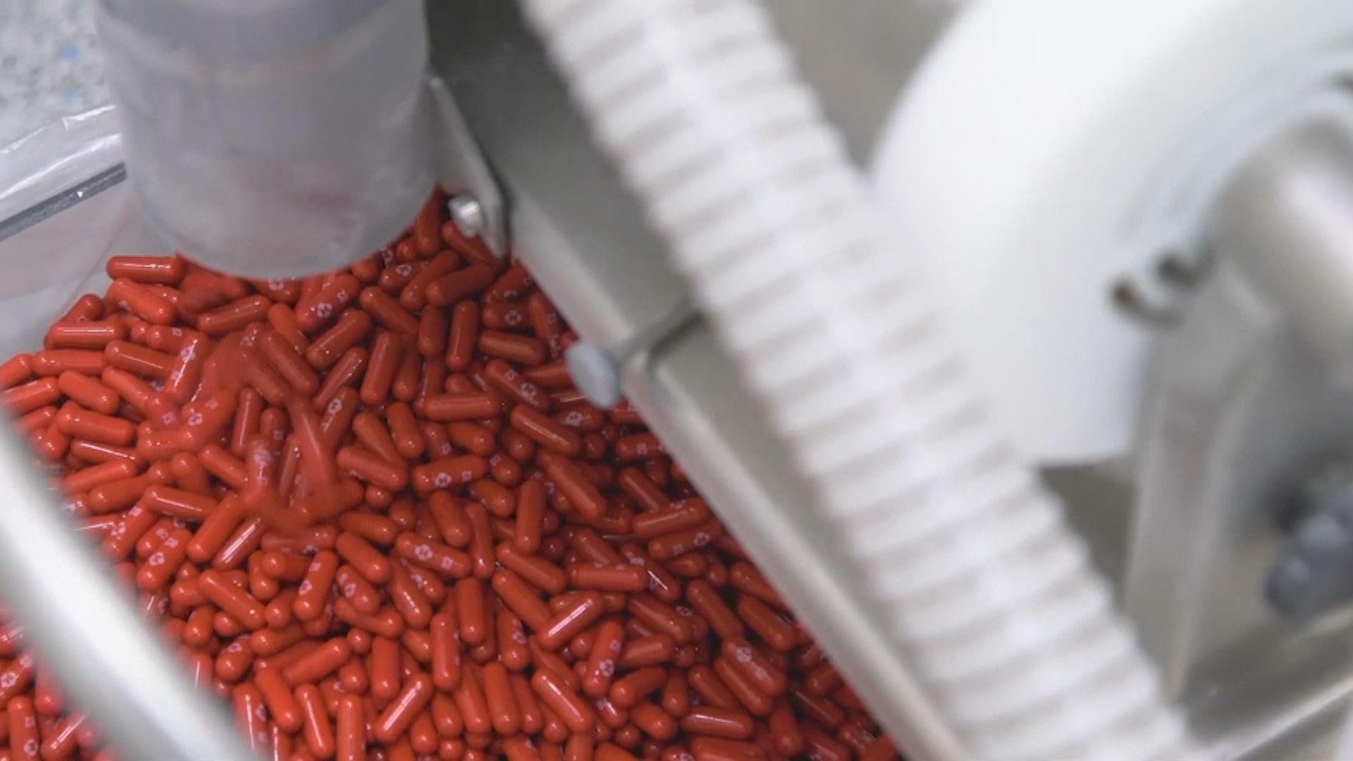 默沙東藥廠同意讓其他藥廠生產公司研發的新冠口服藥