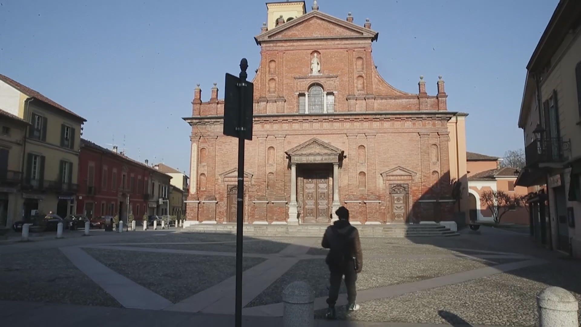 意大利科多尼奧最早封關 成功控制疫情