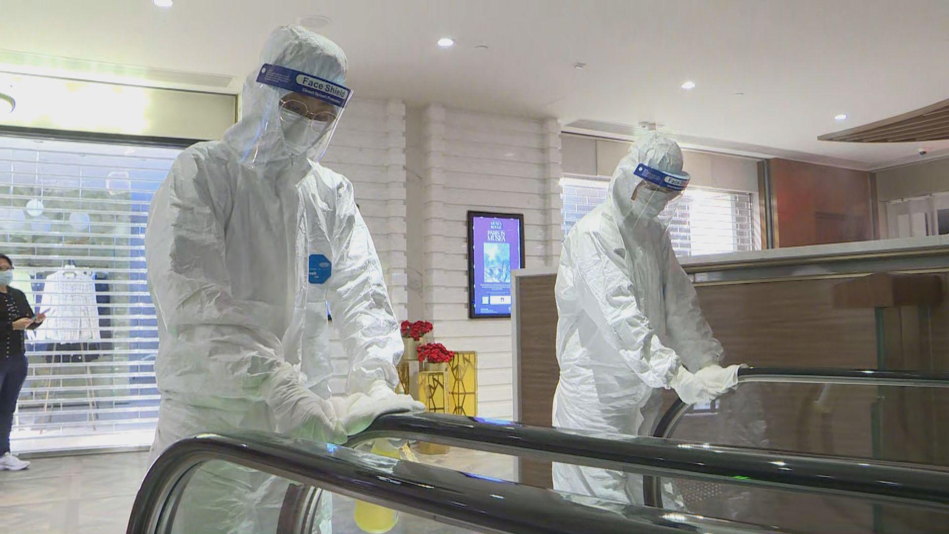 K11 Musea周日起主動關閉兩日消毒