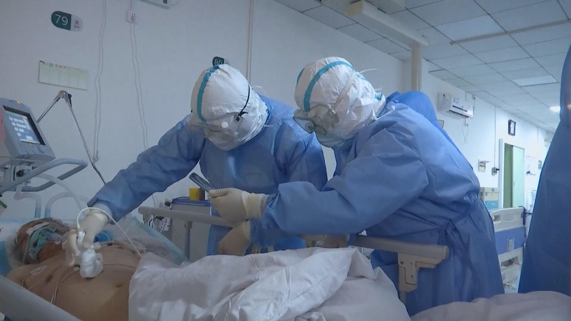 研究指新冠病毒其中一次在中國的變異加速全球爆疫