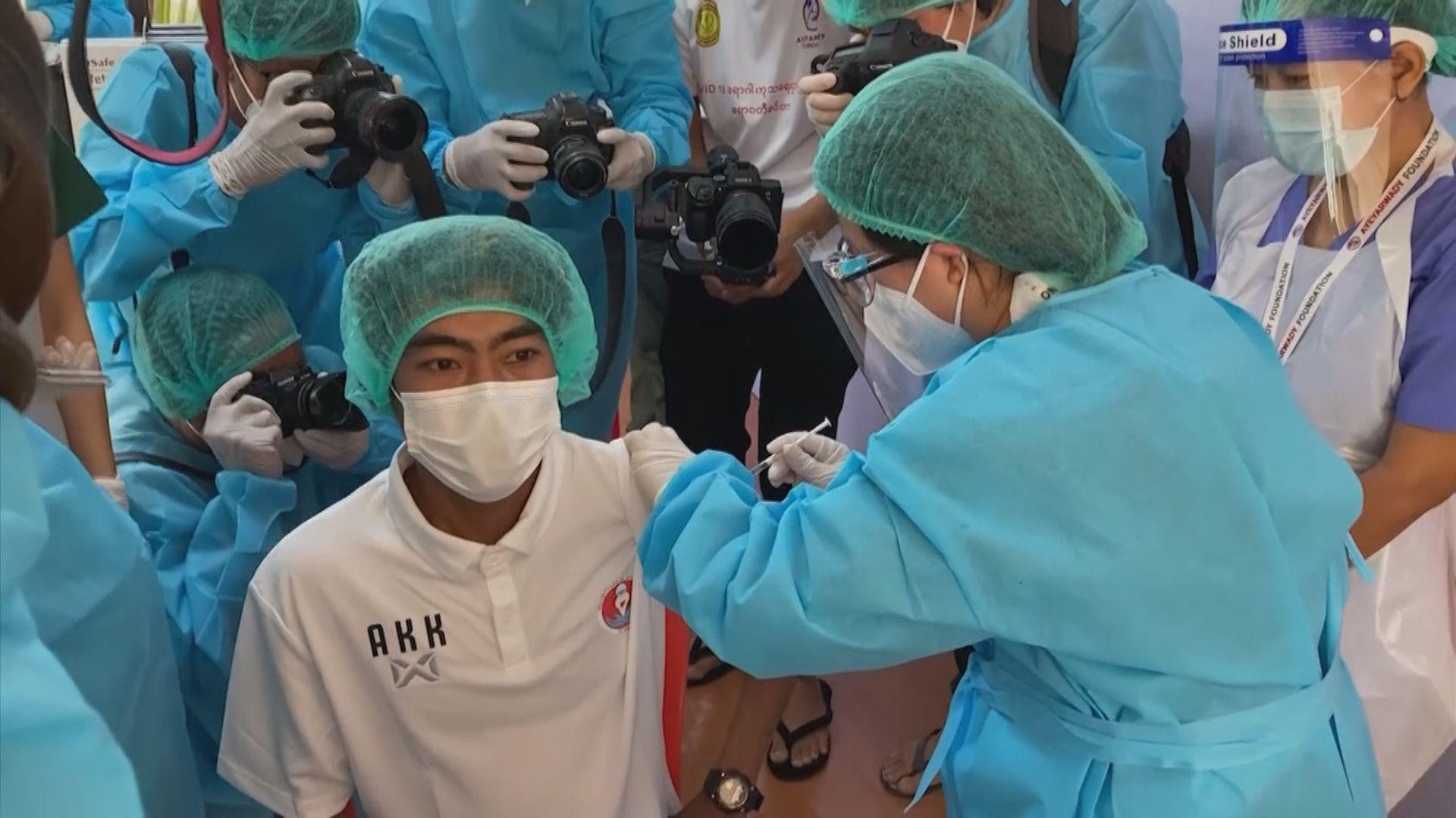 緬甸疫情持續嚴峻 軍政府誘捕公民抗命醫生
