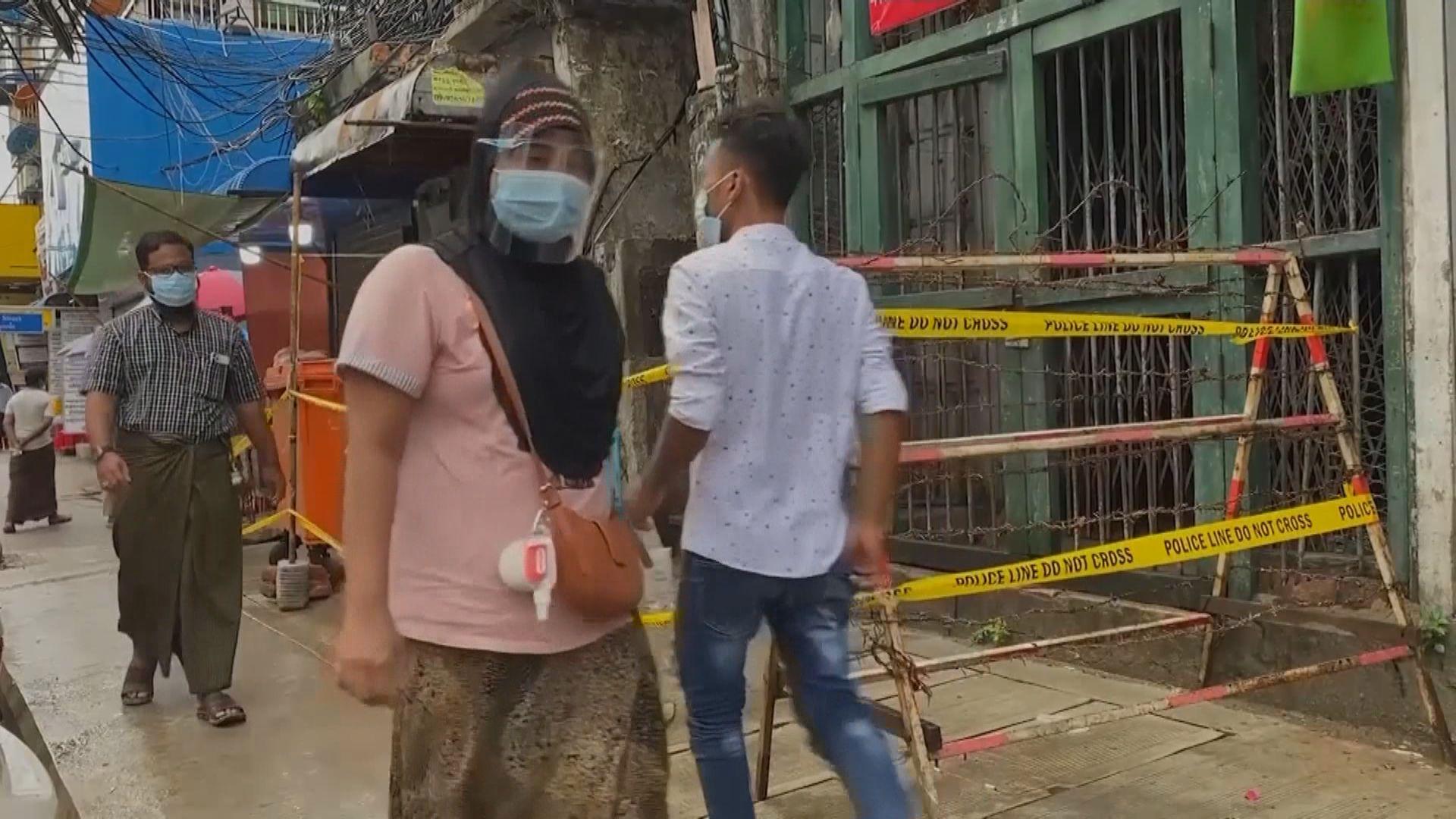 聯合國專家警告緬甸恐成超級傳播國