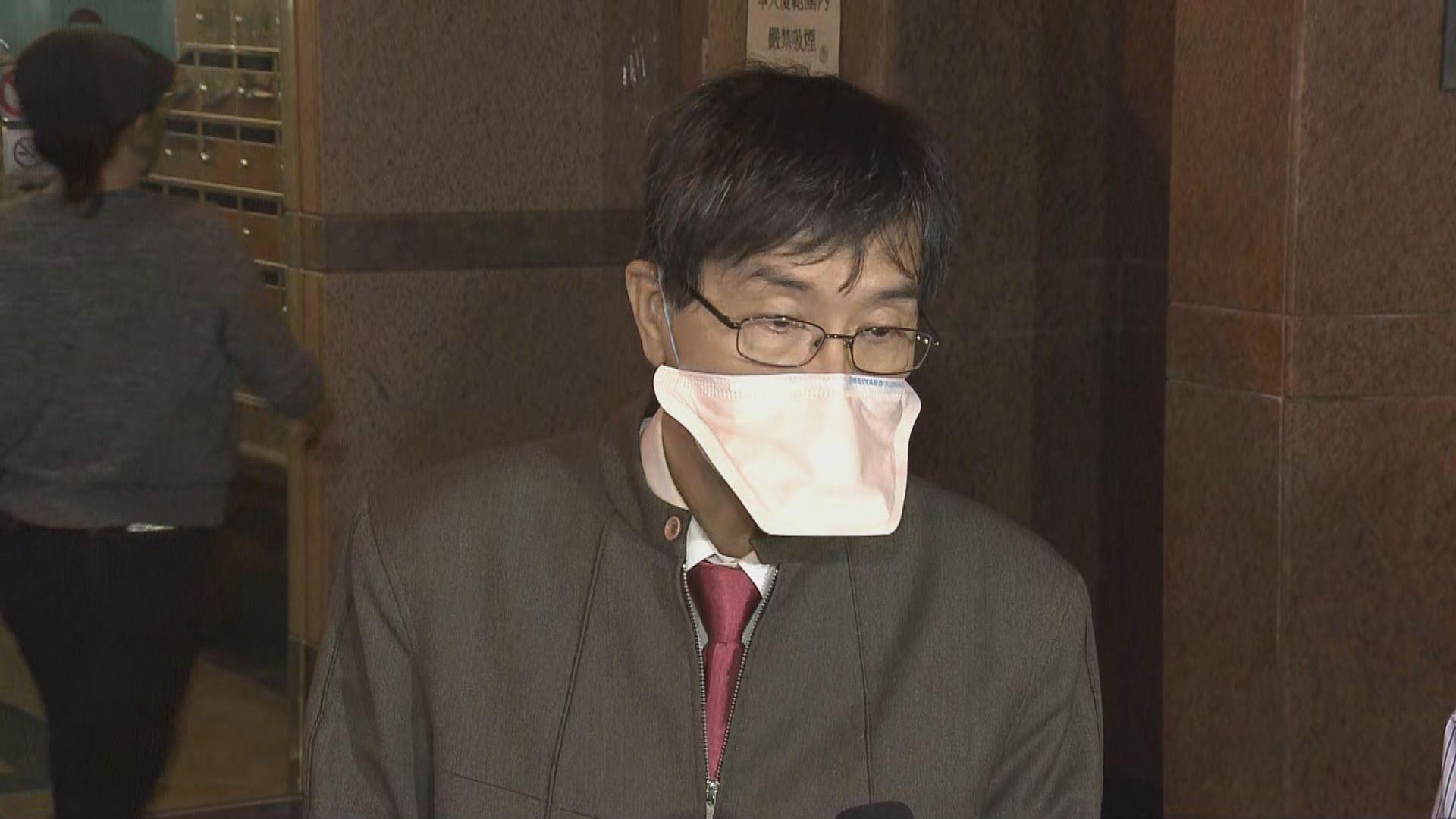 袁國勇:病人就算有輕微病徵 醫生亦應要求其接受檢測