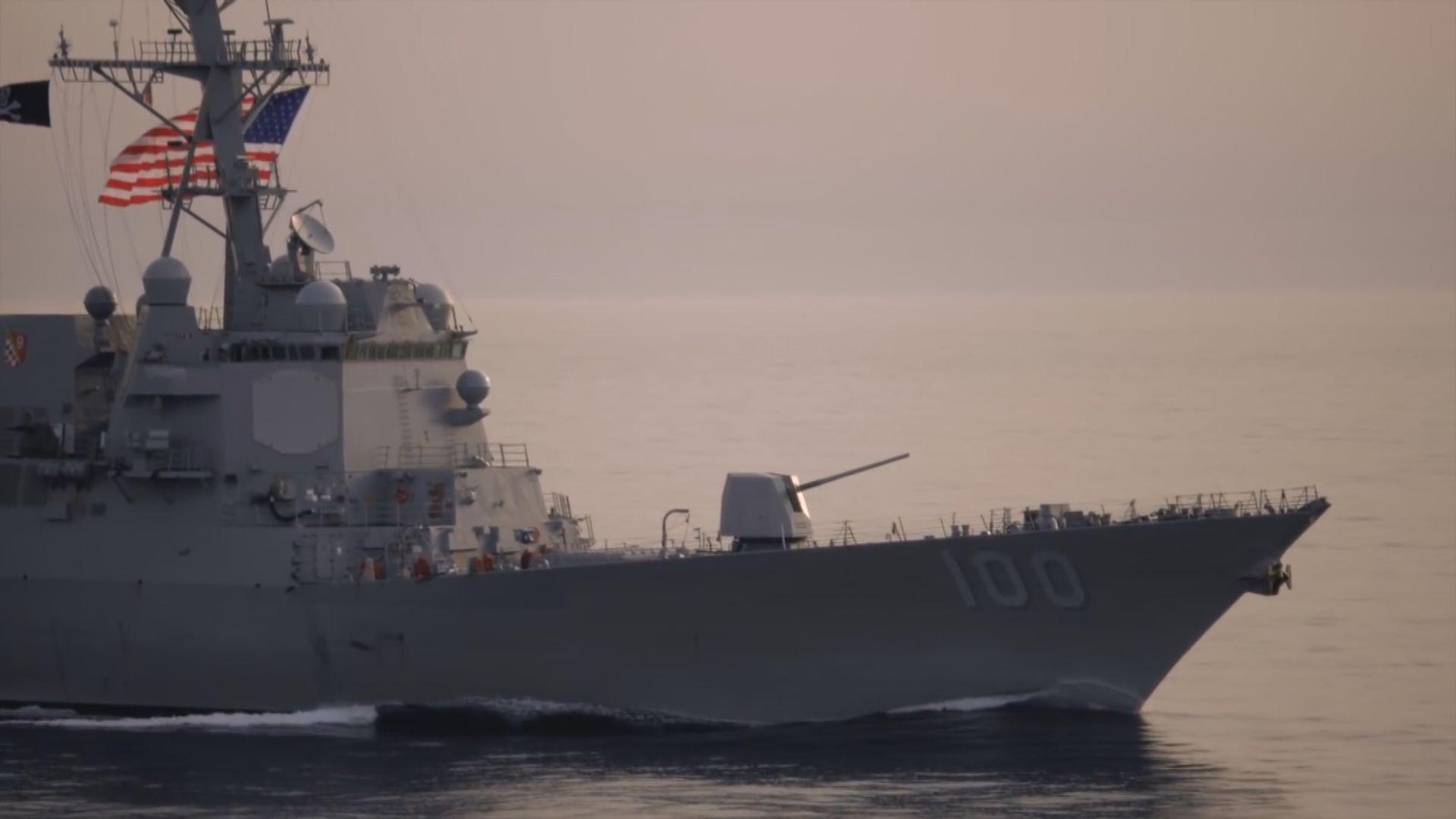 海軍高層建議羅斯福號前艦長復職