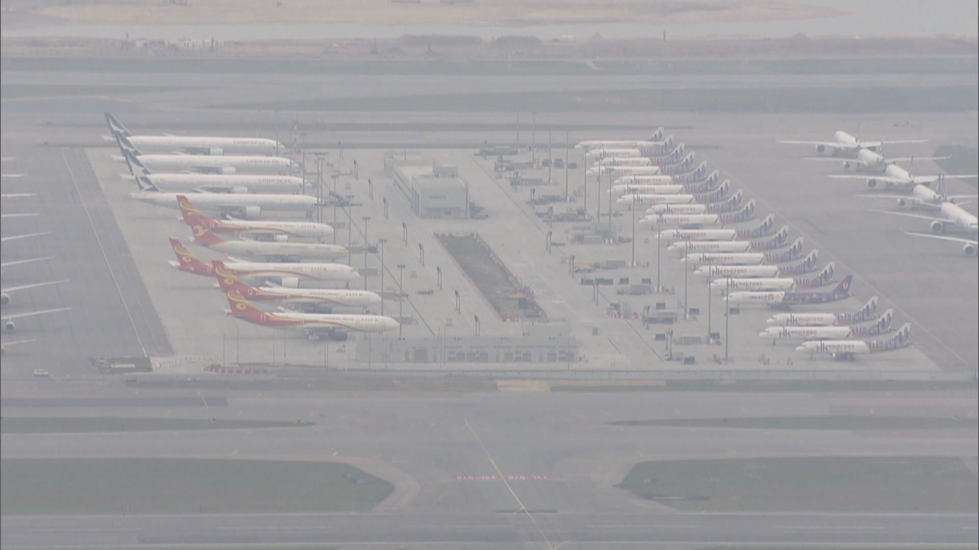 政府收緊航班熔斷機制 周六起尼泊爾航班禁飛來港