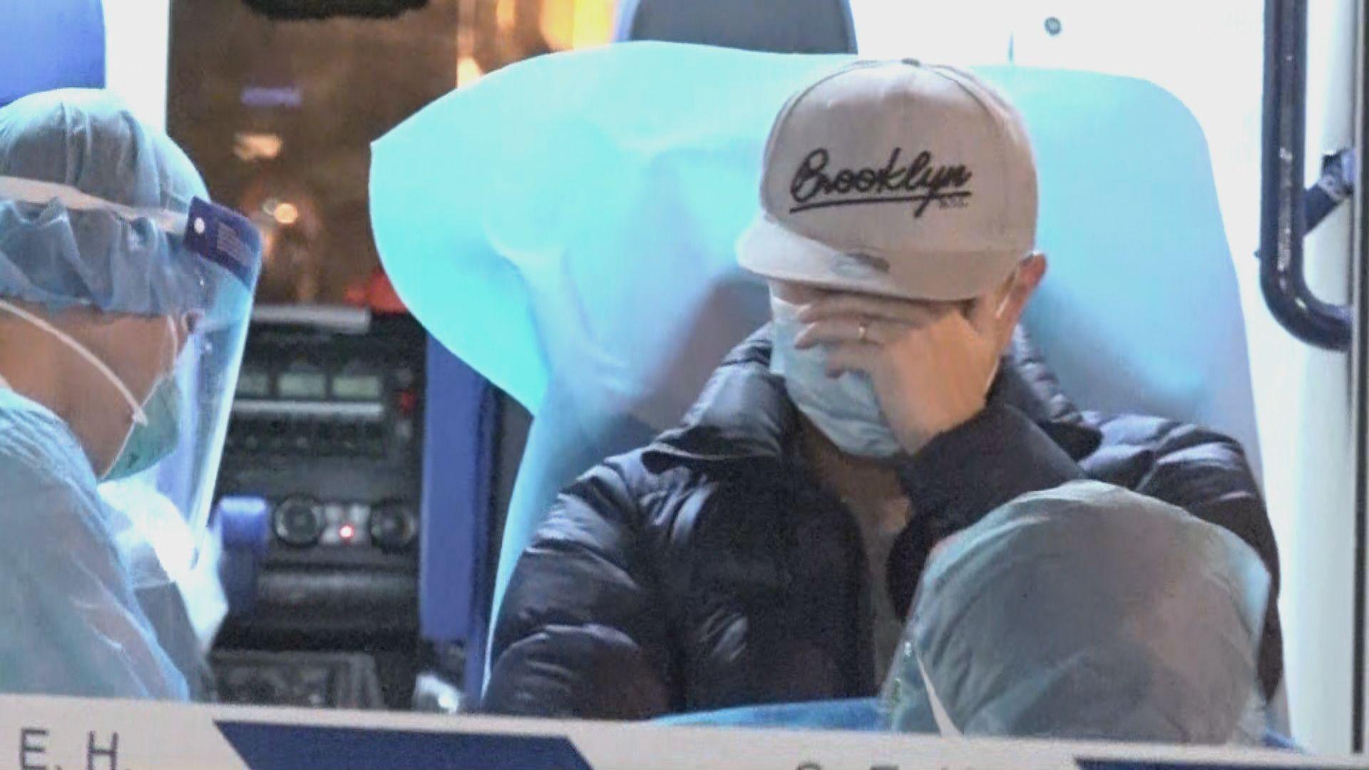 再多一人確診感染新型冠狀病毒 患者曾到武漢