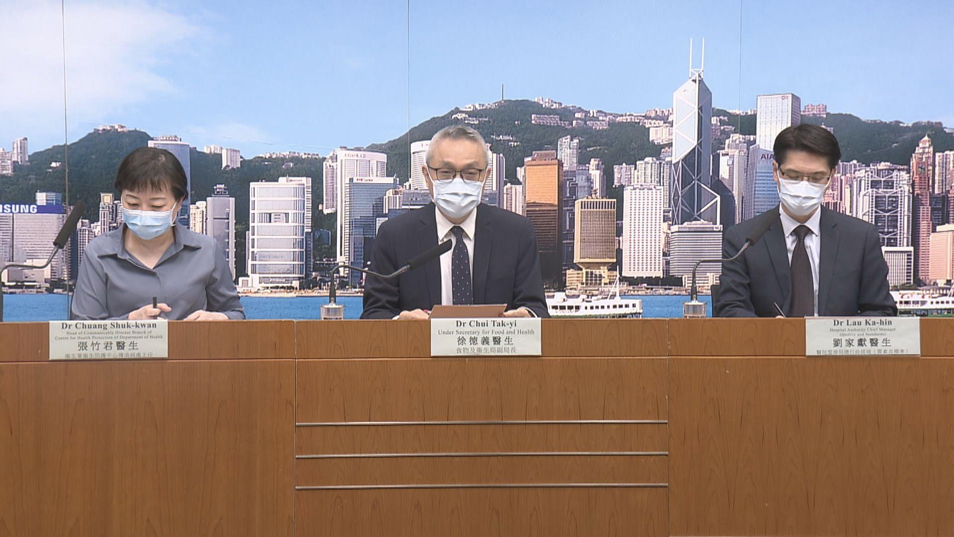 【累計1087宗】本港多三宗確診 首次有救護員因工染病