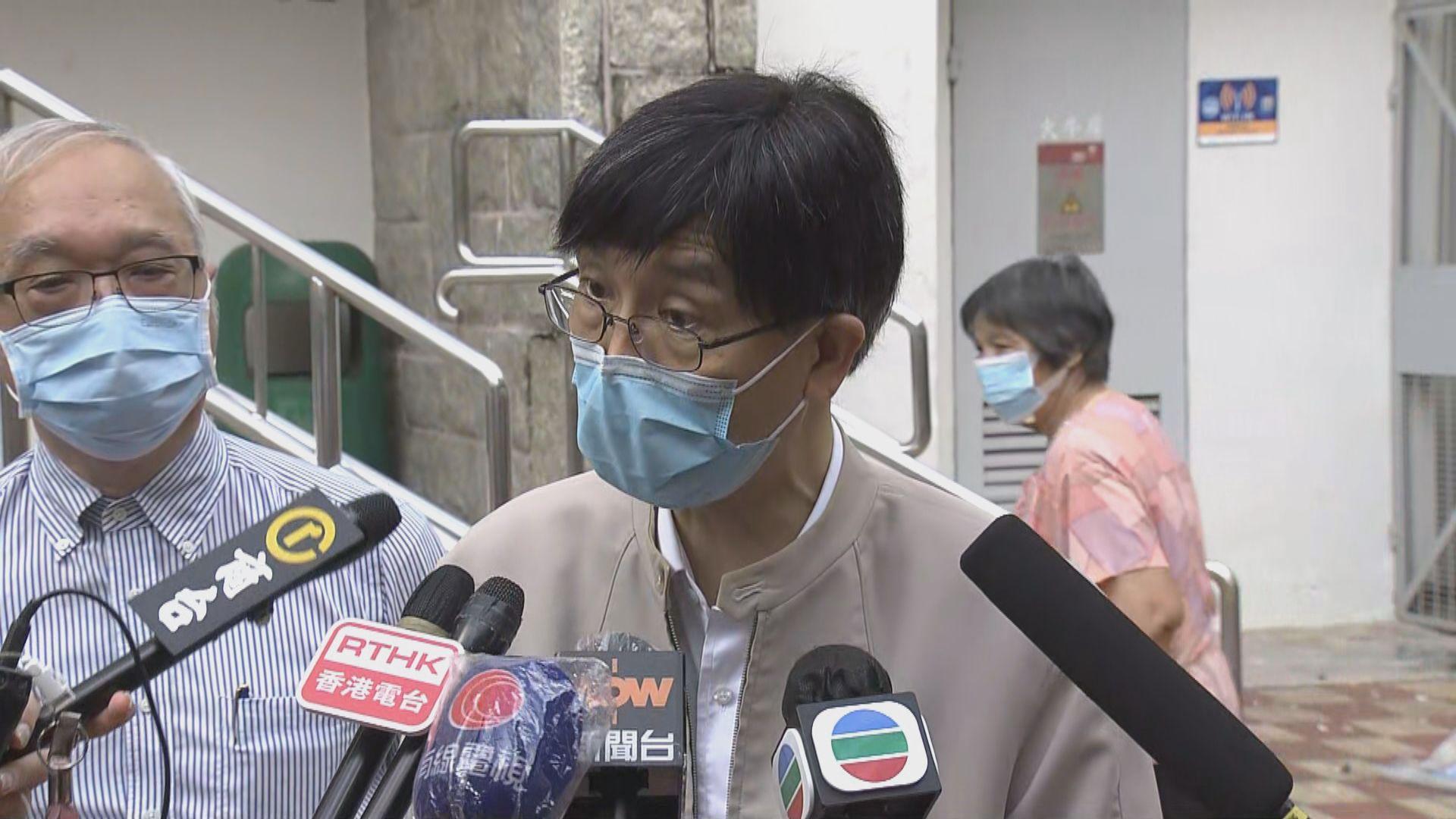 確診患者肺部找到病毒 袁國勇:病毒或出現空氣傳播