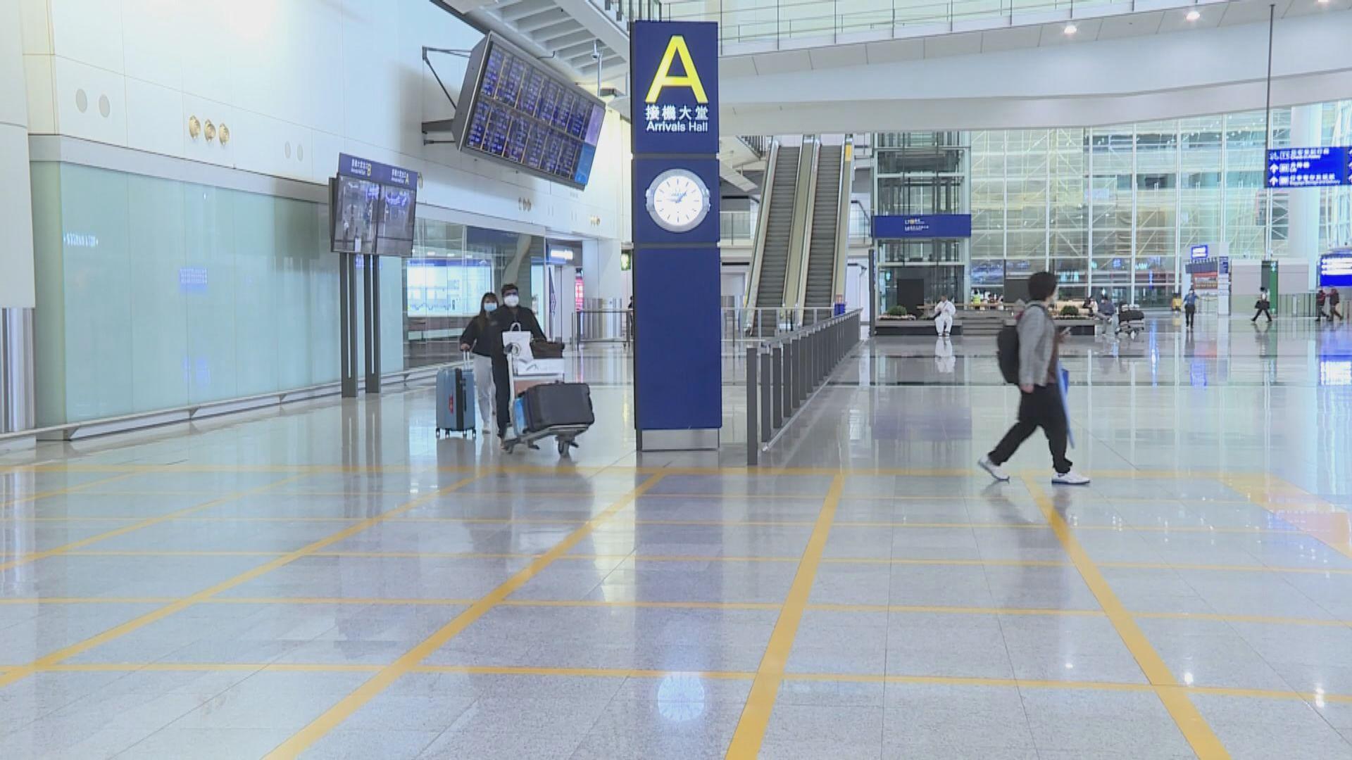 本港多兩宗輸入確診 患者自印度返港