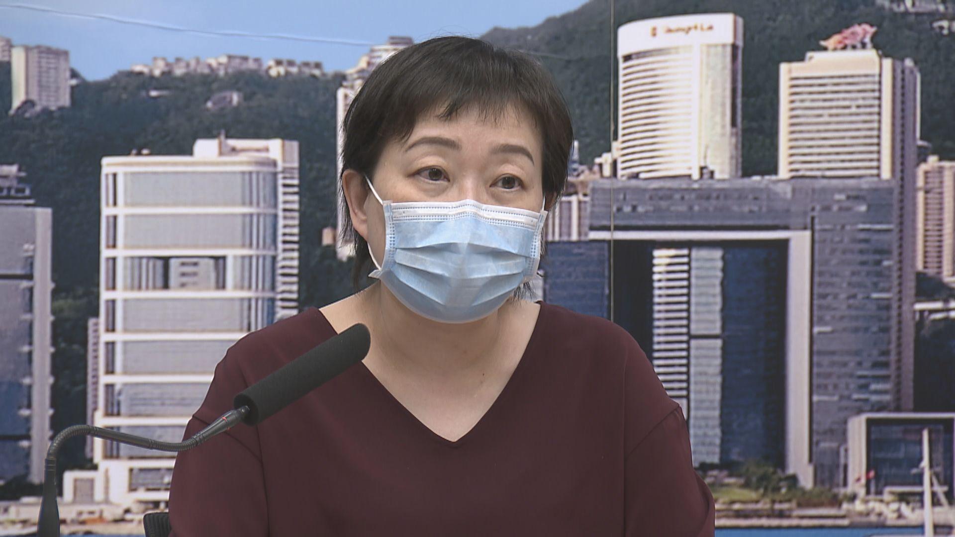 衞生防護中心:今次疫情源頭分散 需要收緊防疫措施