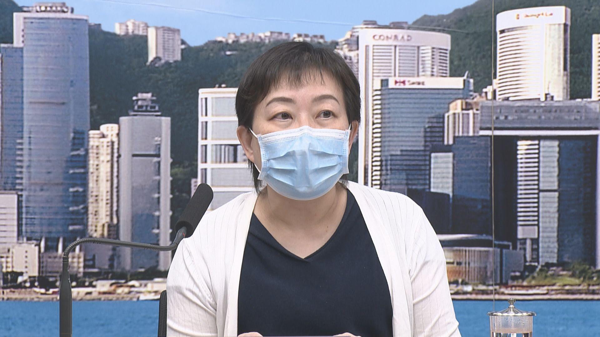衞生防護中心:全港出現爆發 疫情以來最嚴峻