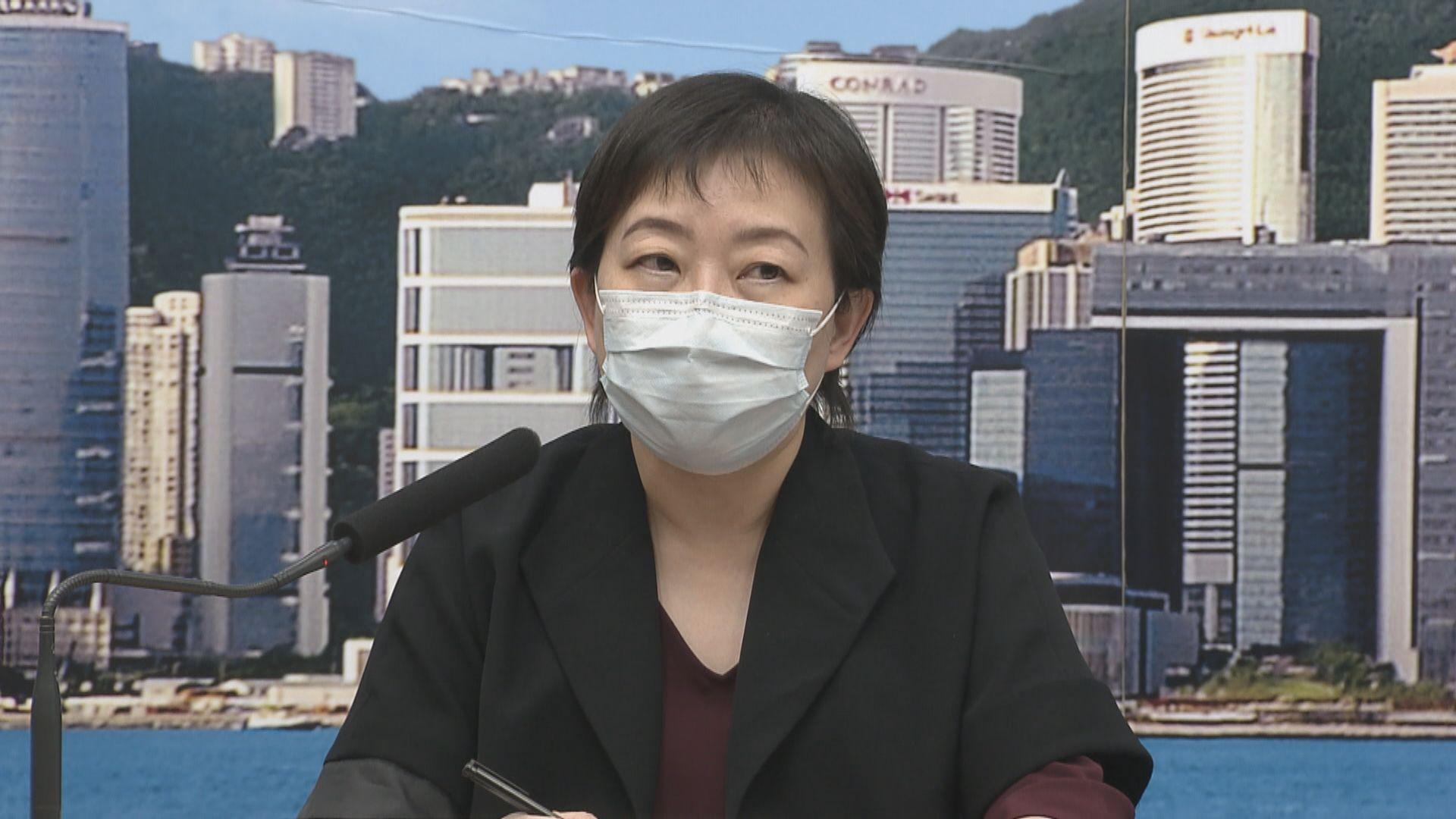 張竹君:市民未來一兩周盡量留在家中 否則醫療系統崩潰