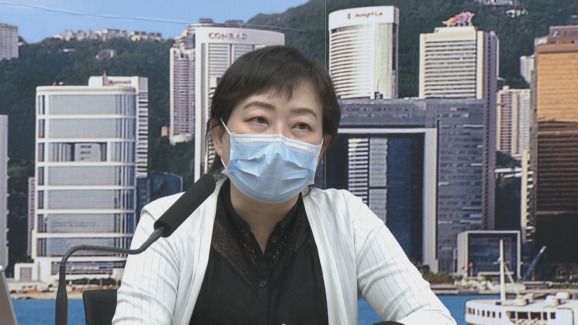 本港增80宗確診 連續12日過百後單日確診數字回落至雙位數