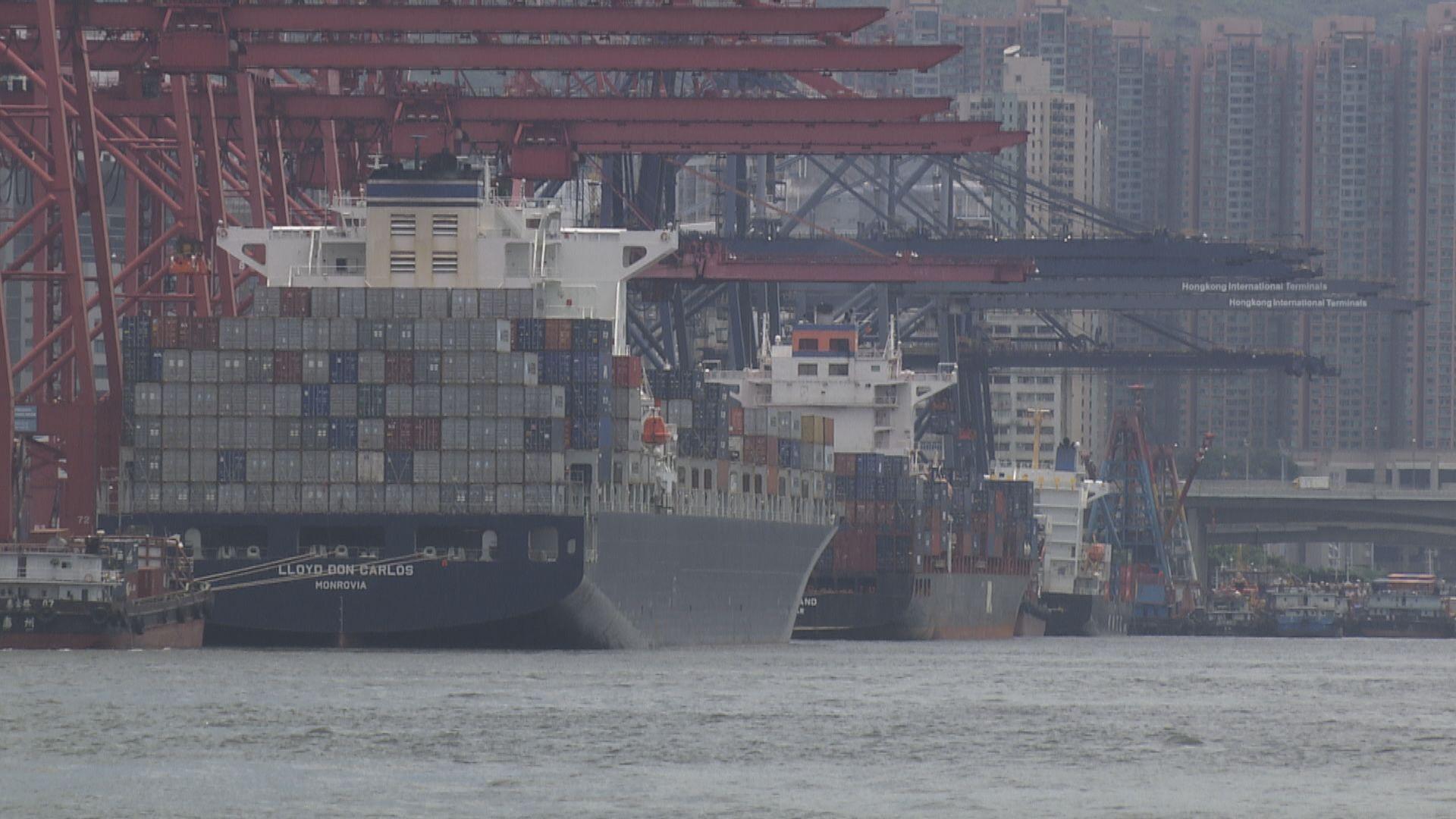 葵涌貨櫃碼頭大爆發 再多34名工人確診