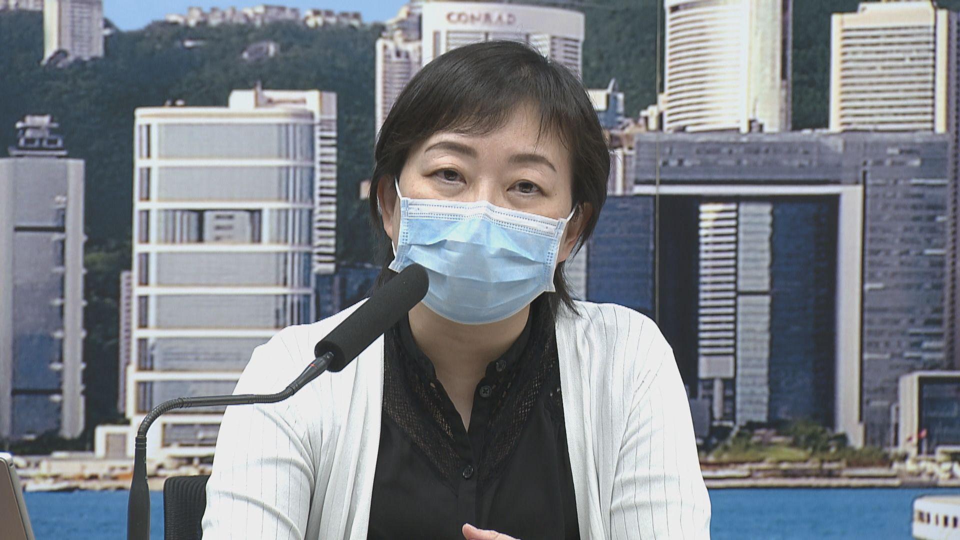 衞生防護中心重申疫情仍未受控