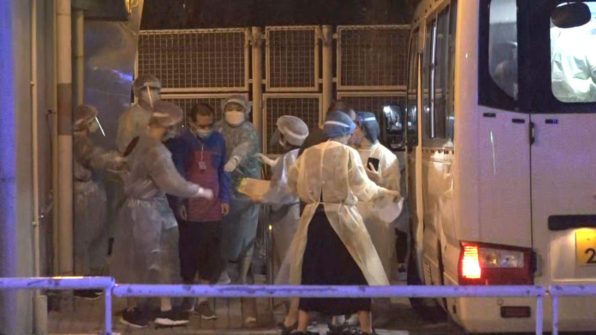 匡智梨木樹宿舍數十名院友晚上撤離 料送到亞博檢疫