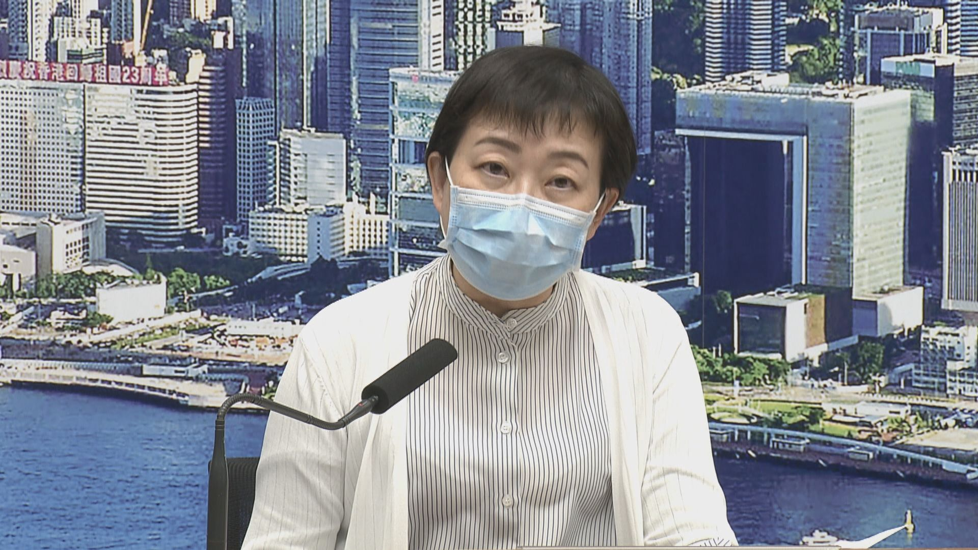 張竹君:普及社區檢測參加者受感染最快兩日後反映出來