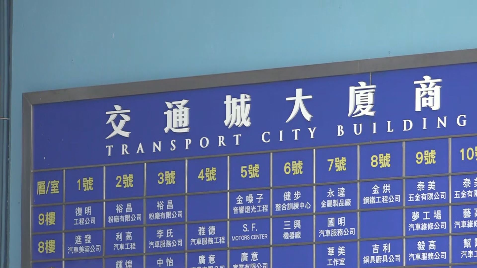 本港新增六宗確診個案 大圍交通城群組再多兩人確診