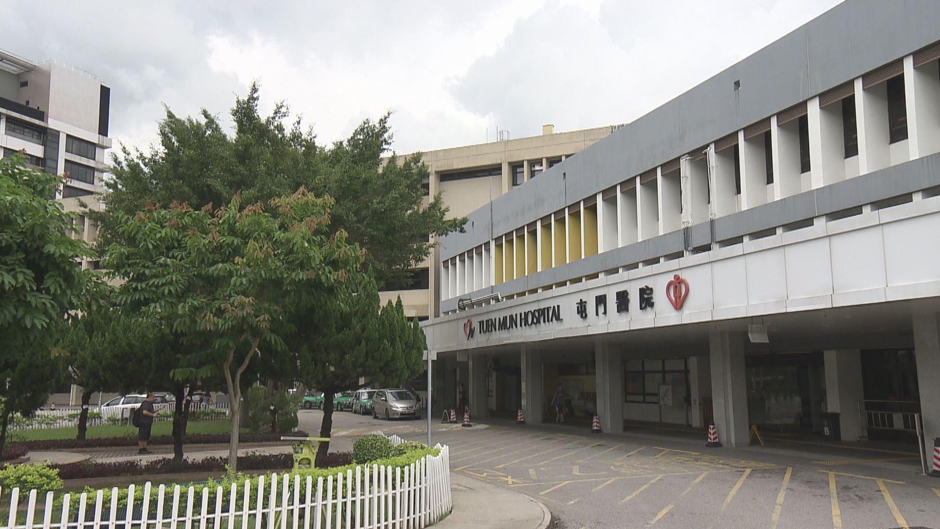 屯門醫院四歲男童確診 十名病童及一名清潔助理需隔離