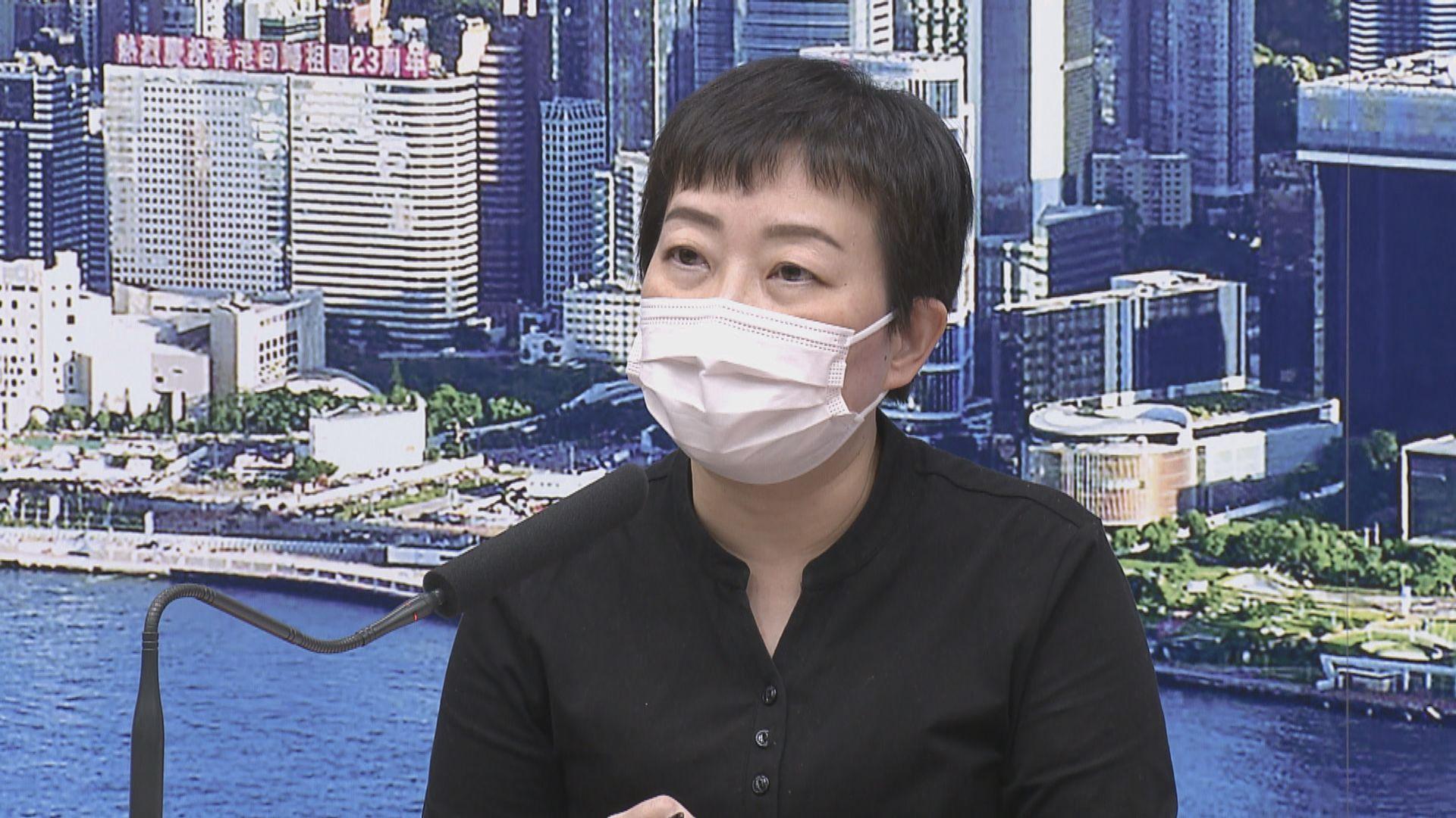 本港增5宗確診 1宗本地感染源頭不明
