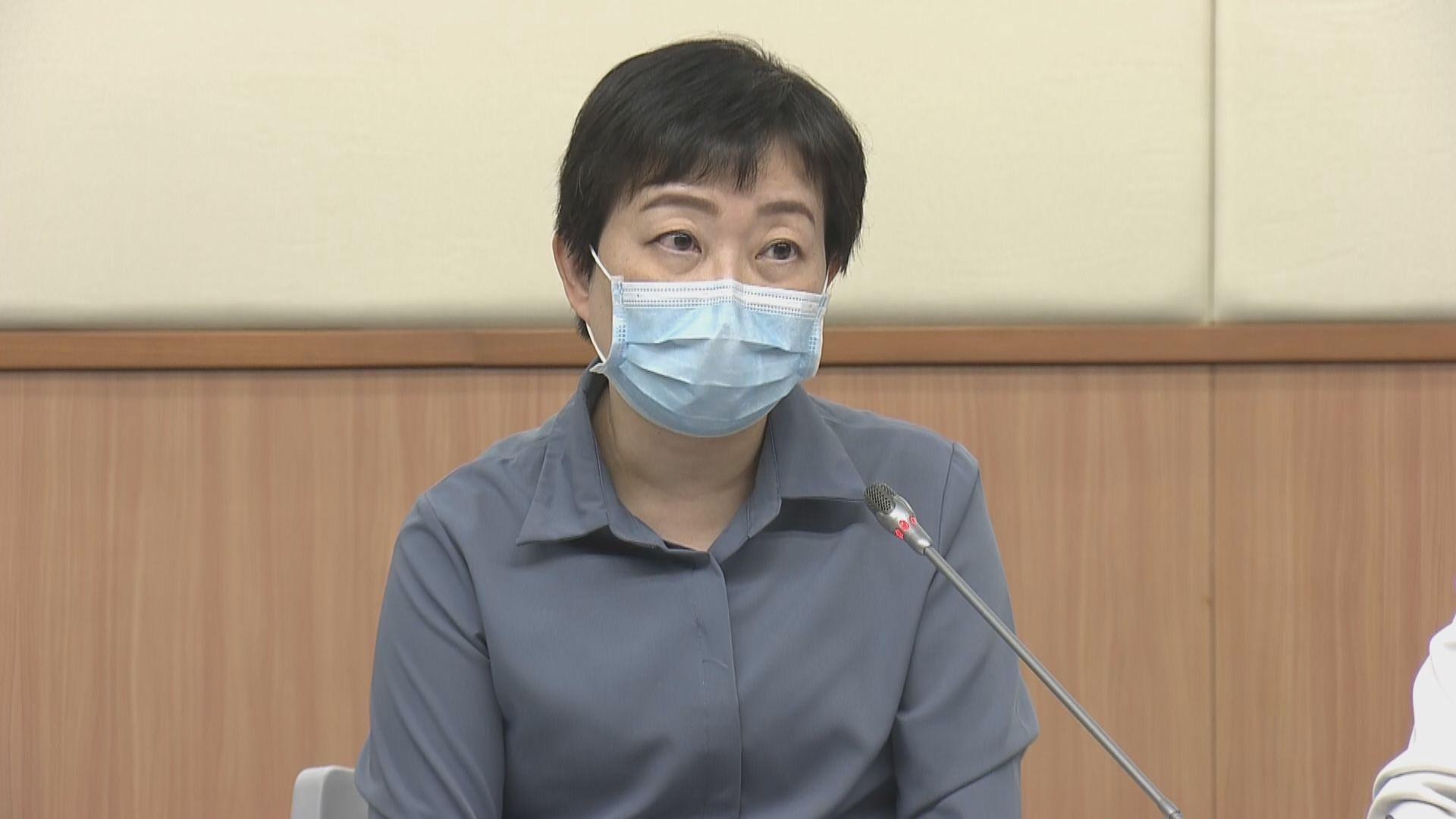 張竹君:本地個案正上升 有機會出現第四波疫情