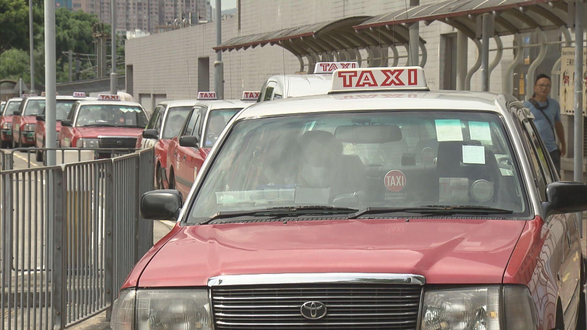 本港增9宗確診 的士司機感染源頭不明