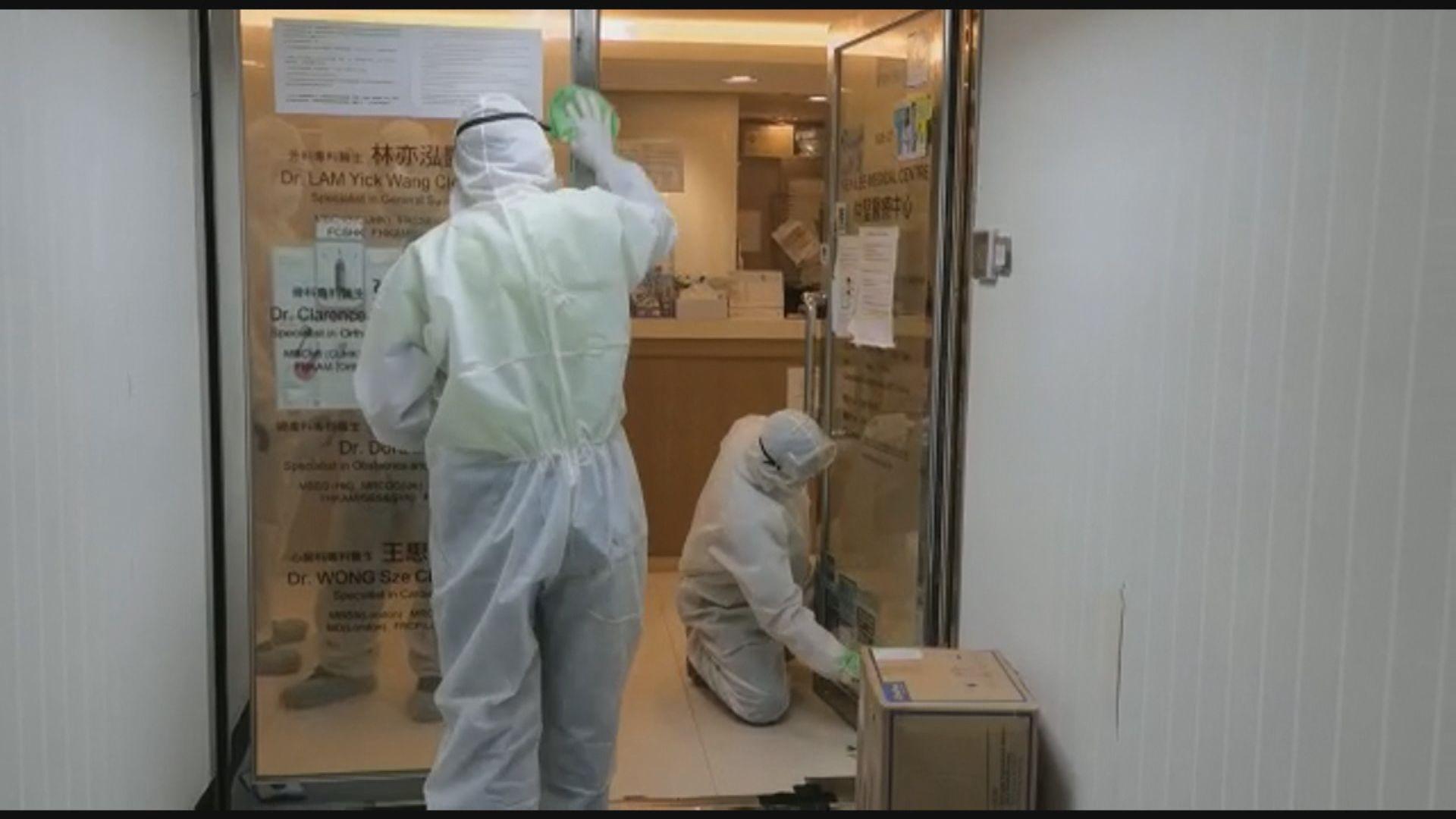 消息指增86宗確診 旺角中心婦產科醫生劉黃色鳳染疫