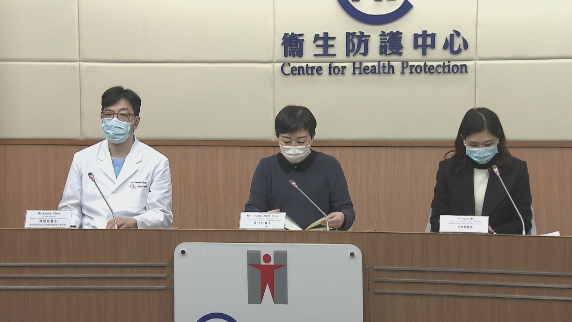 本港新增78宗確診 29宗屬感染源頭不明